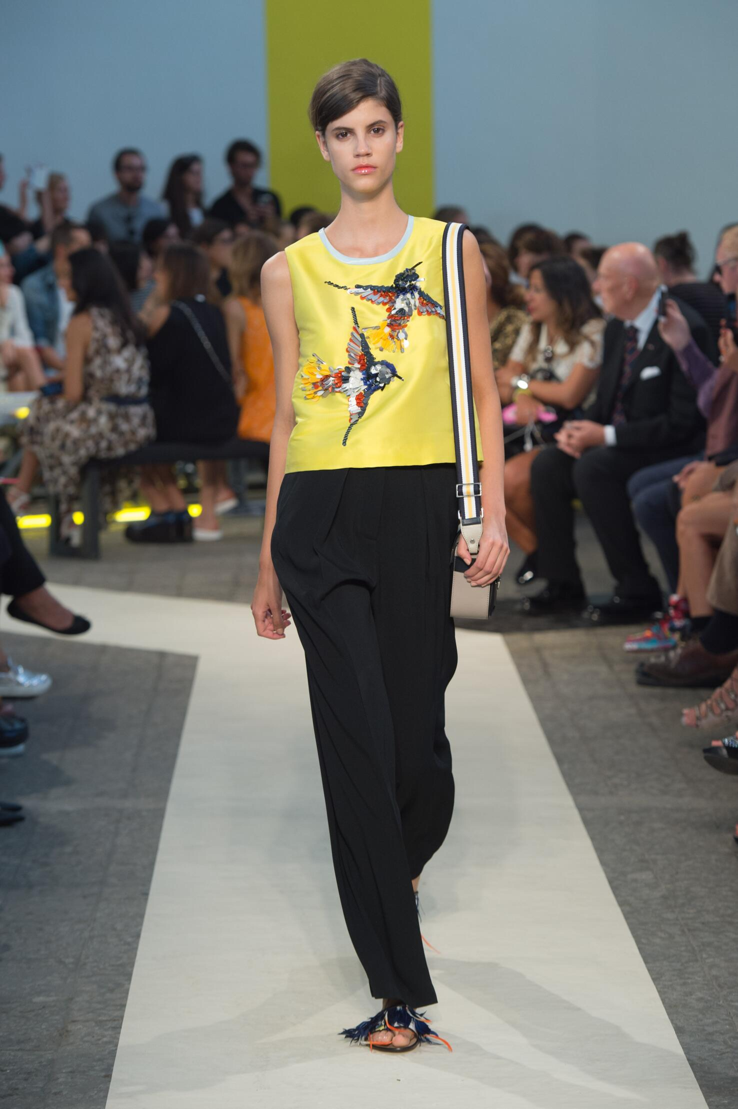 Summer 2015 Woman Trends Msgm