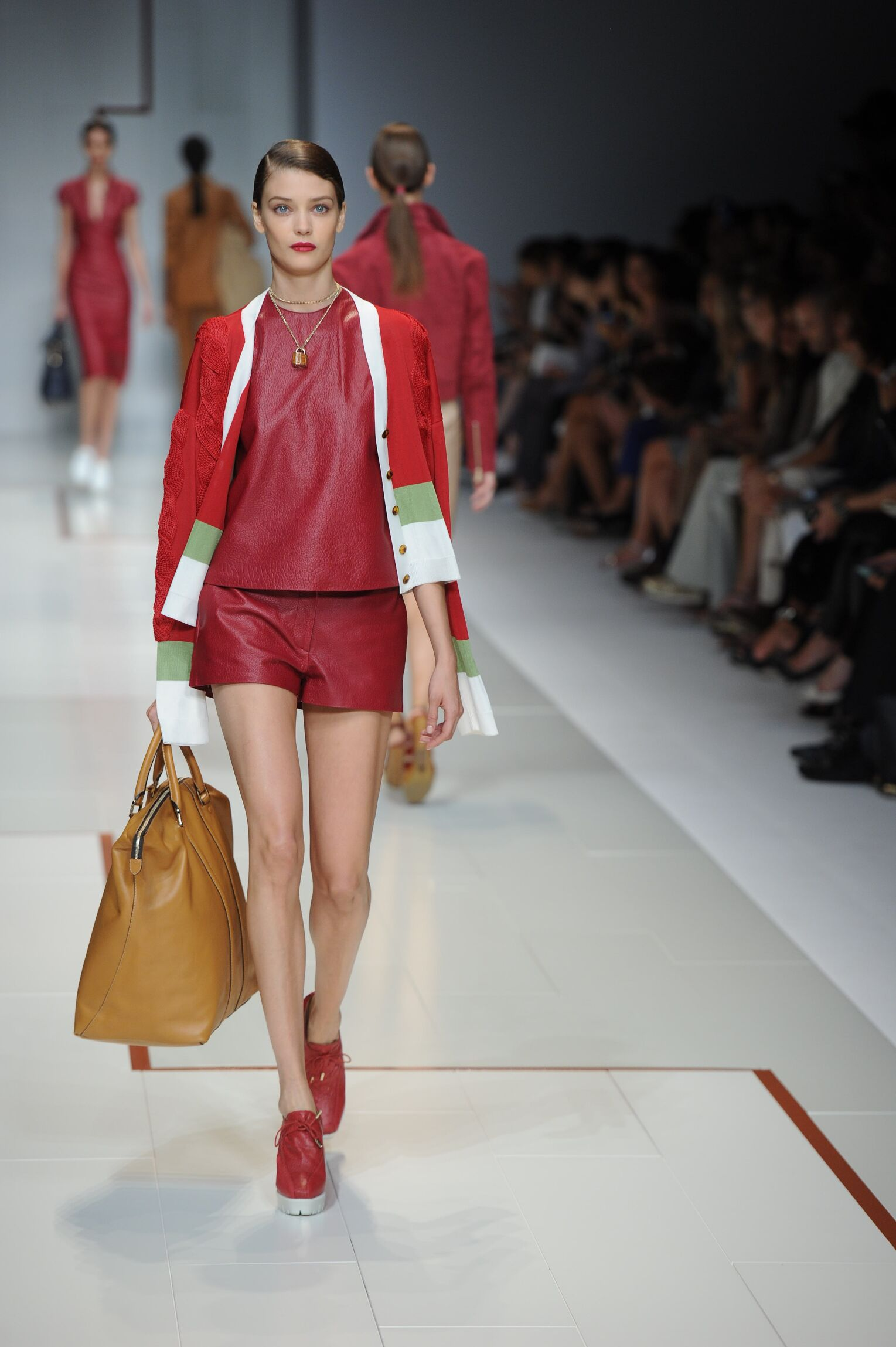 Summer 2015 Woman Trends Trussardi