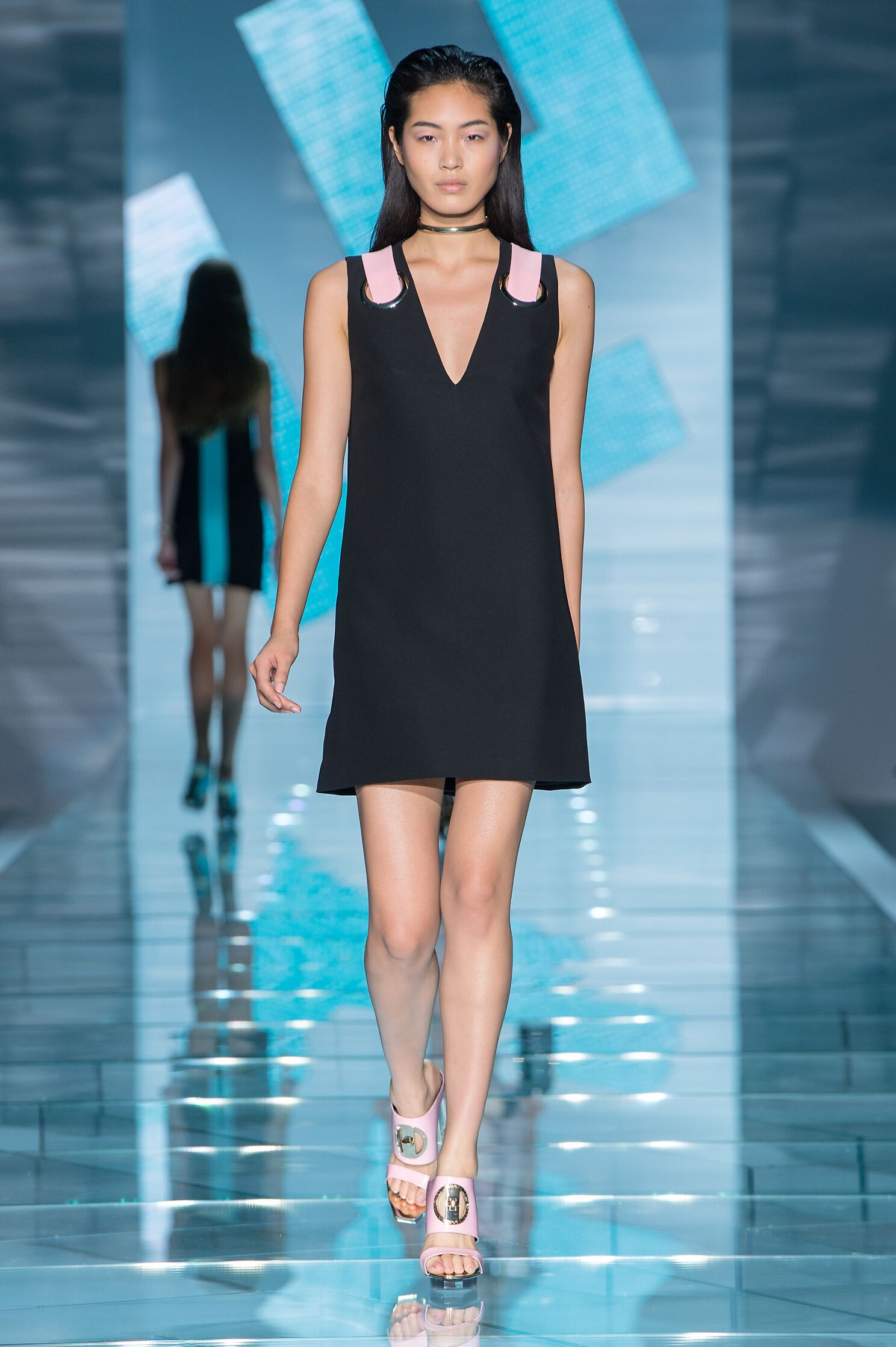 Summer 2015 Woman Trends Versace