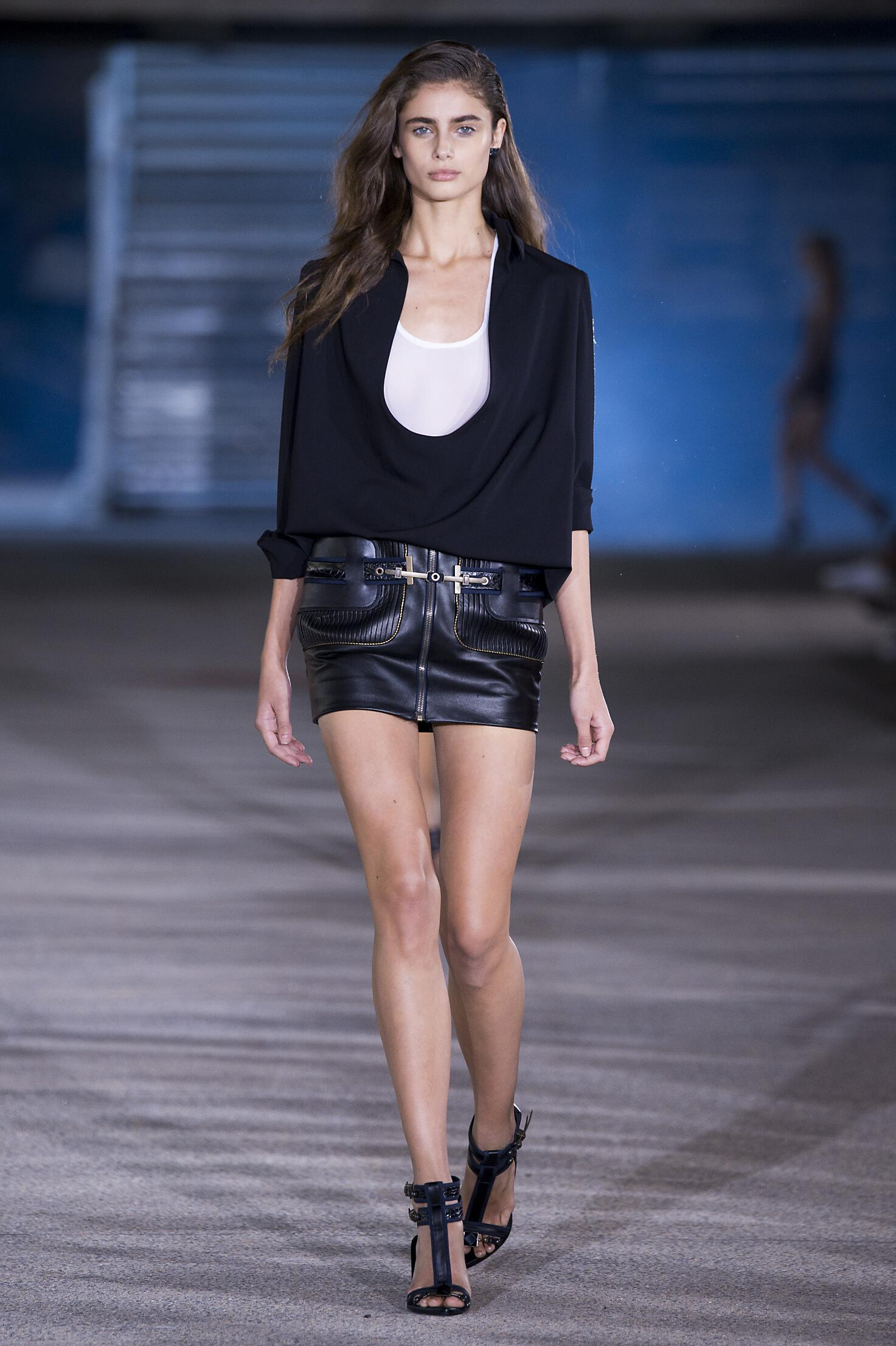 Summer Anthony Vaccarello Trends 2015 Woman