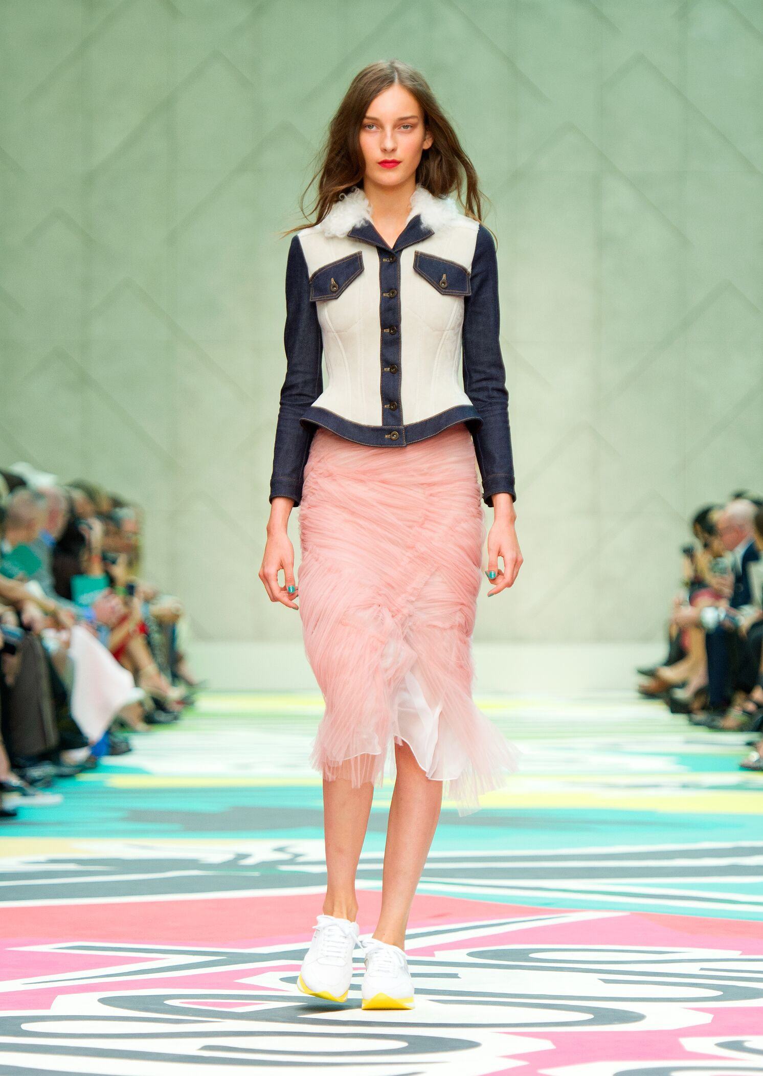 Summer Burberry Prorsum Trends 2015 Woman