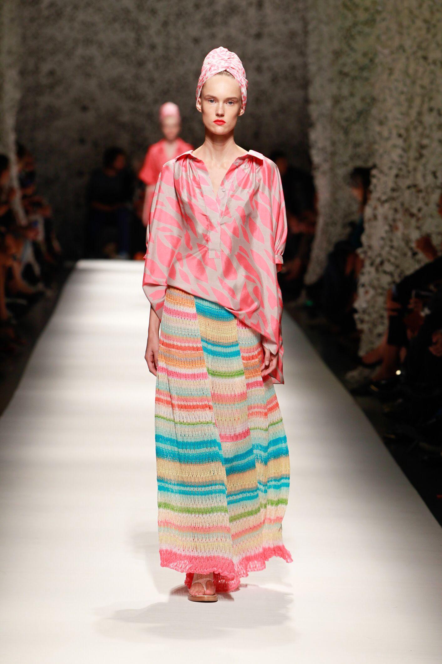 Summer Fashion 2015 Missoni