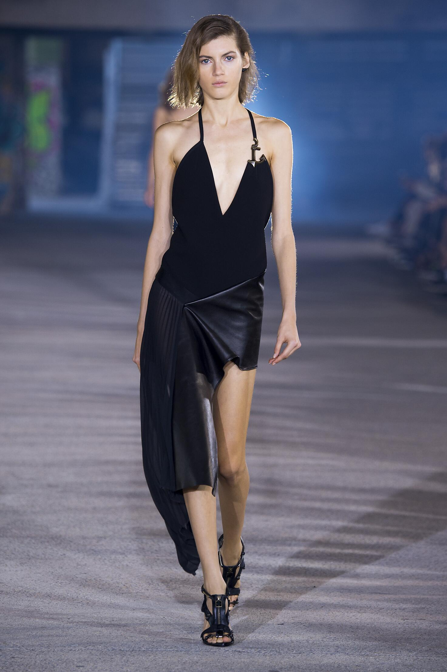 Summer Fashion Trends 2015 Anthony Vaccarello