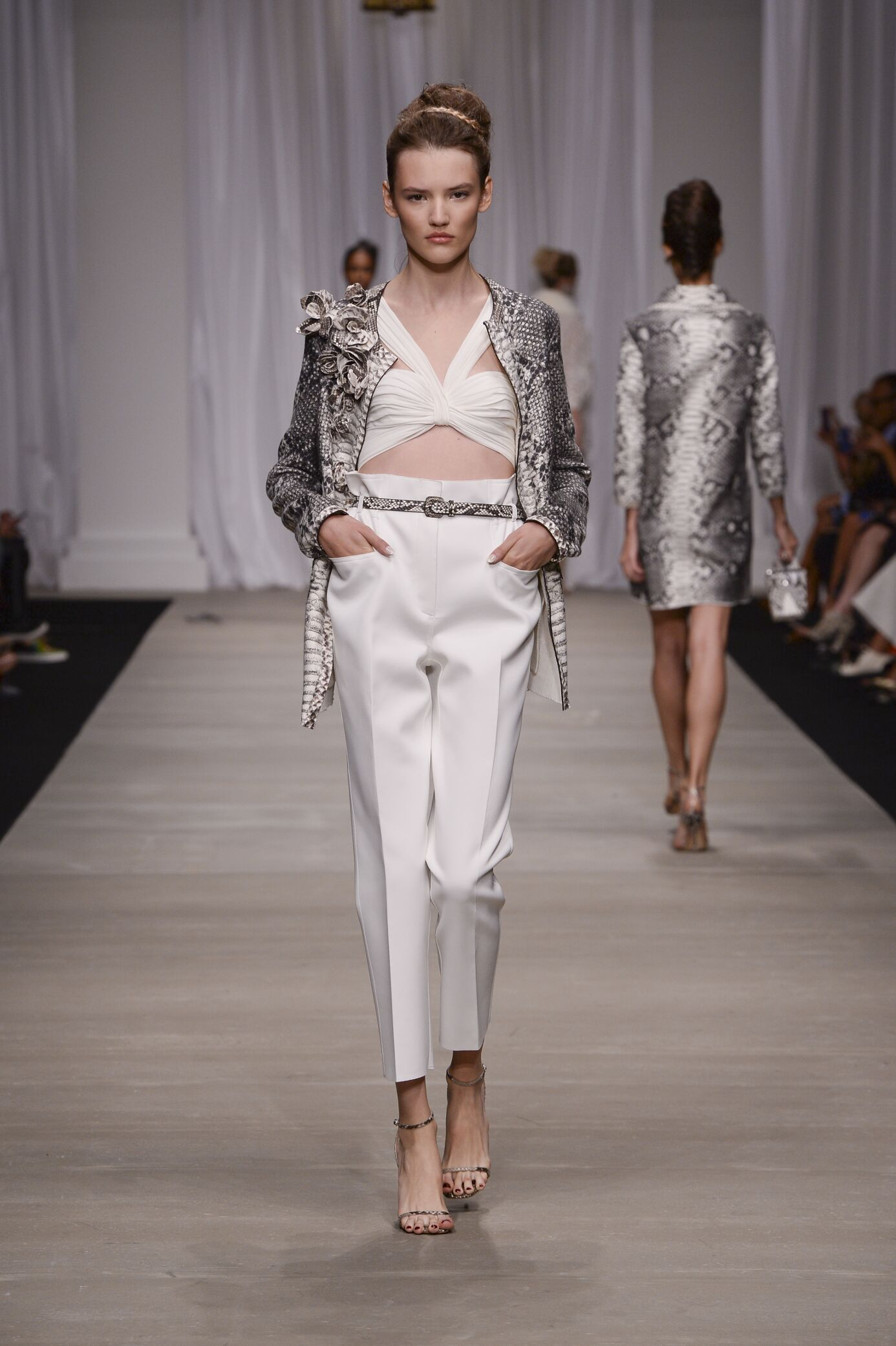 Summer Fashion Trends 2015 Ermanno Scervino