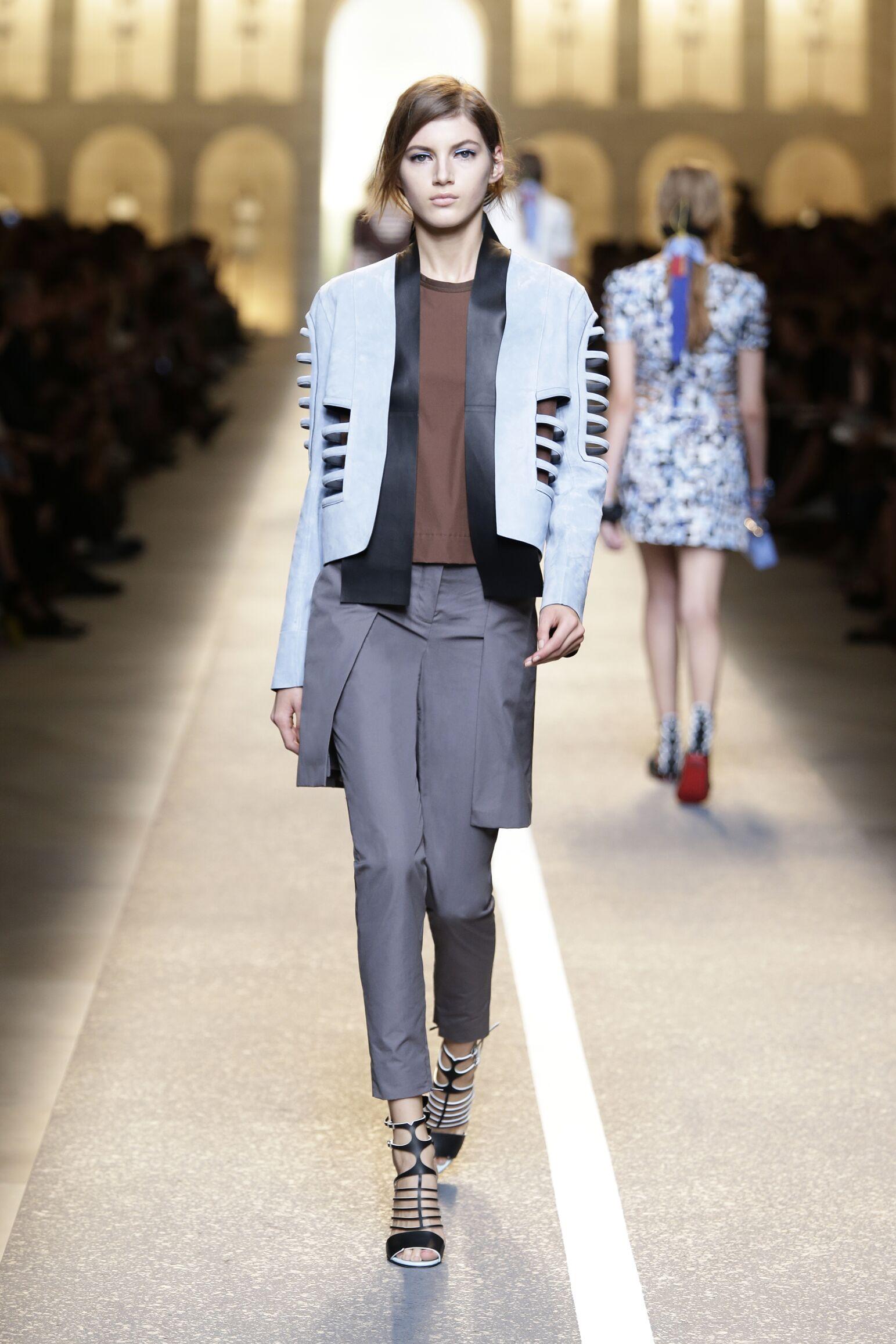 Summer Fashion Trends 2015 Fendi Womenswear