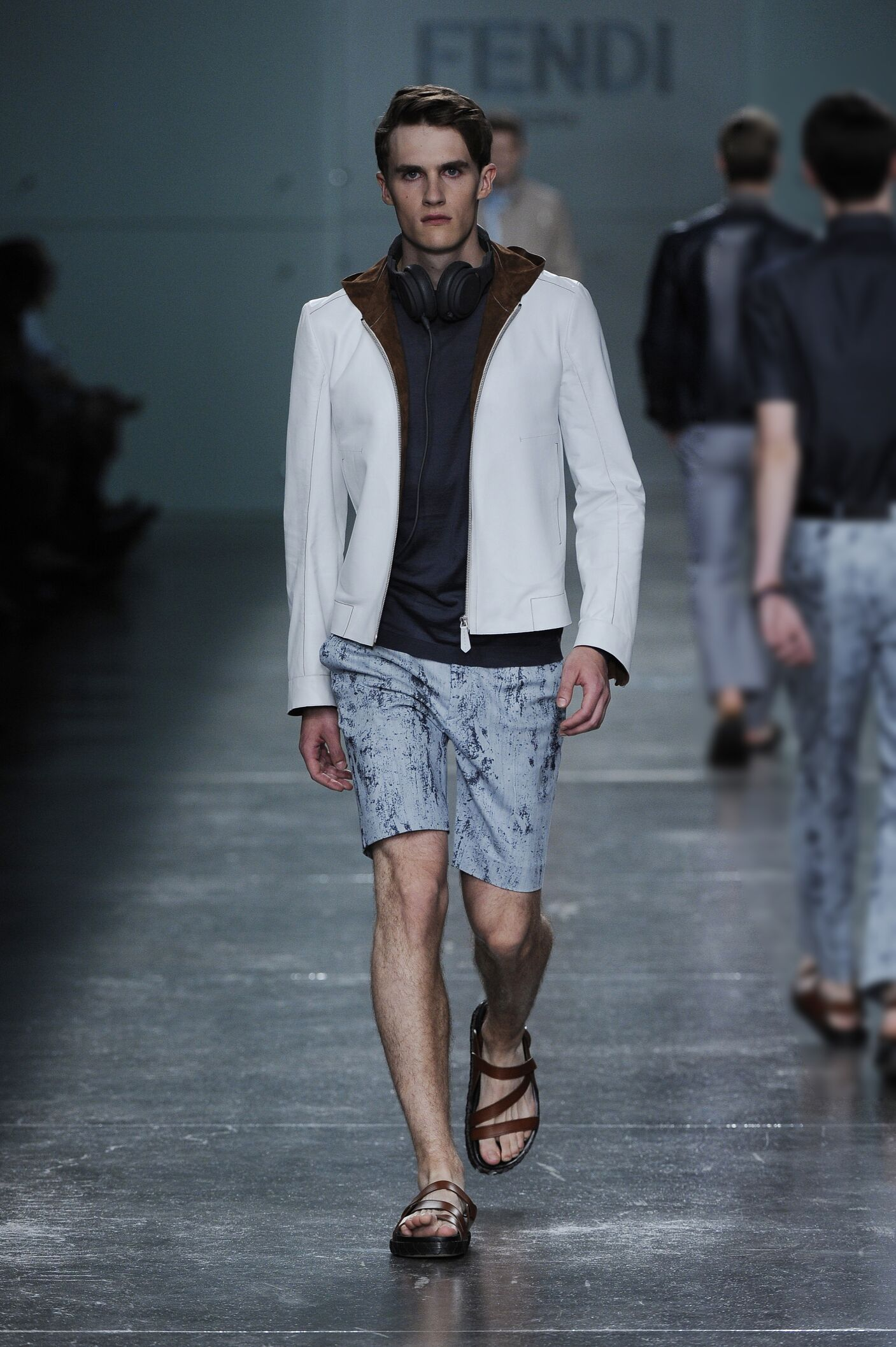 Summer Fashion Trends 2015 Fendi