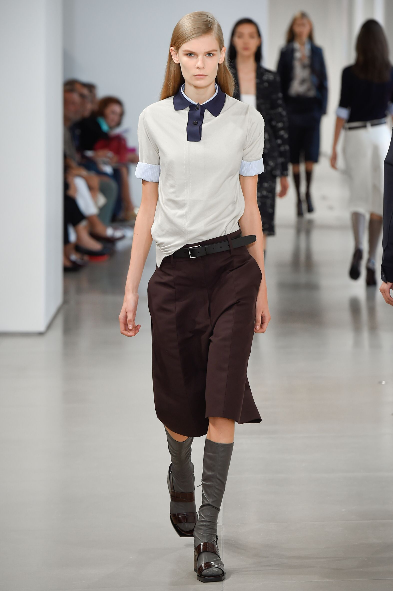 Summer Fashion Trends 2015 Jil Sander