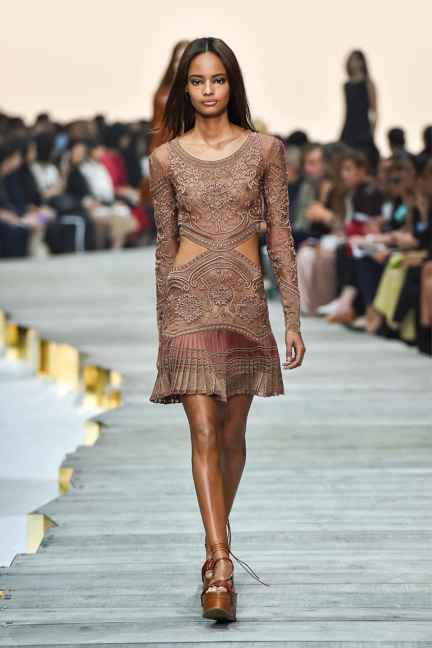 Summer Fashion Trends 2015 Roberto Cavalli
