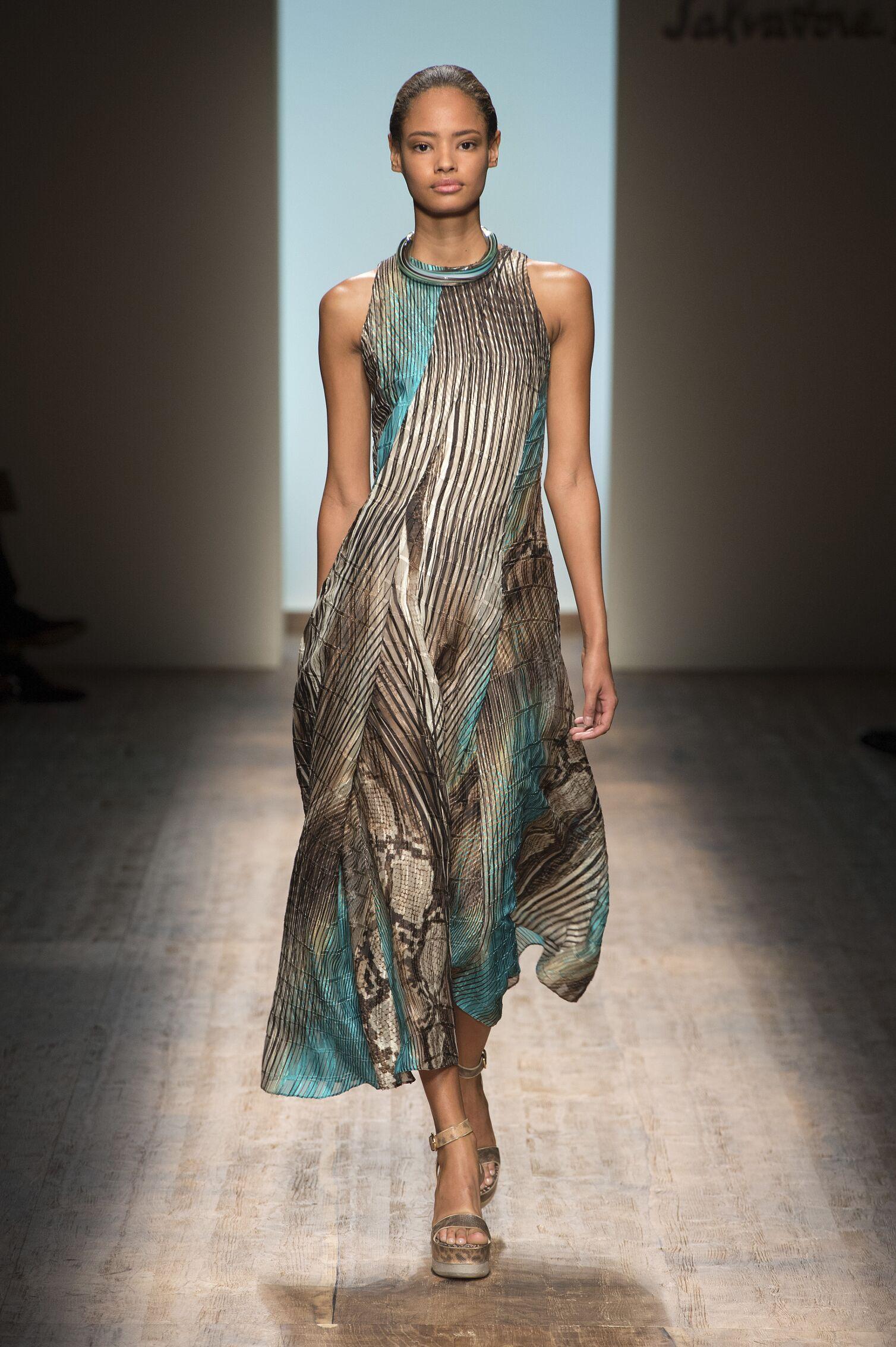 Summer Fashion Trends 2015 Salvatore Ferragamo
