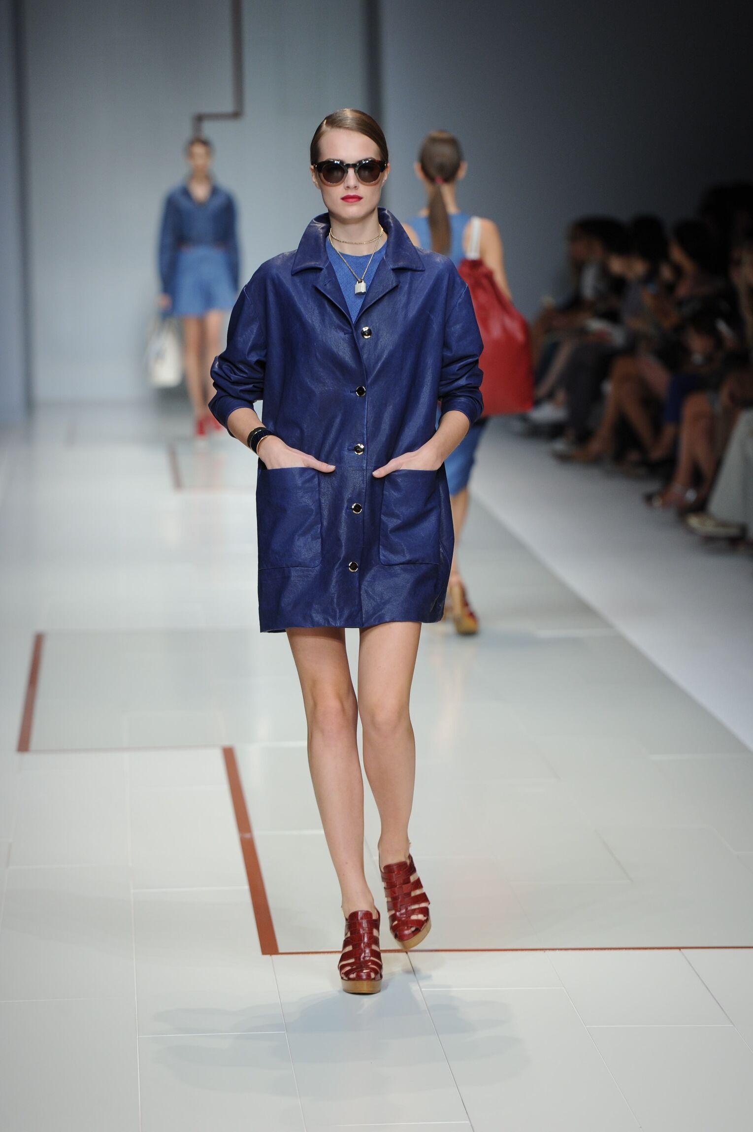 Summer Fashion Trends 2015 Trussardi
