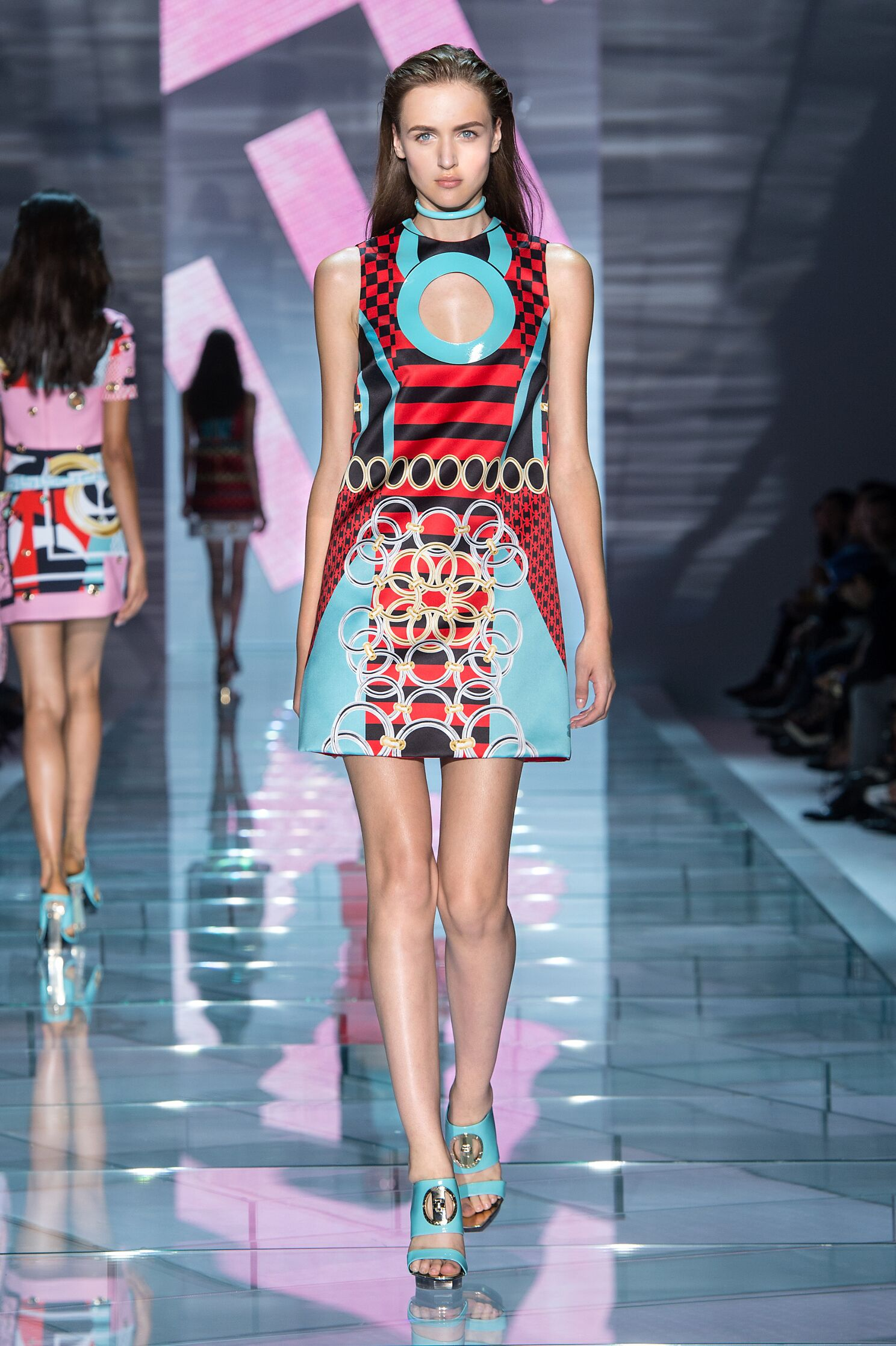 Summer Fashion Trends 2015 Versace