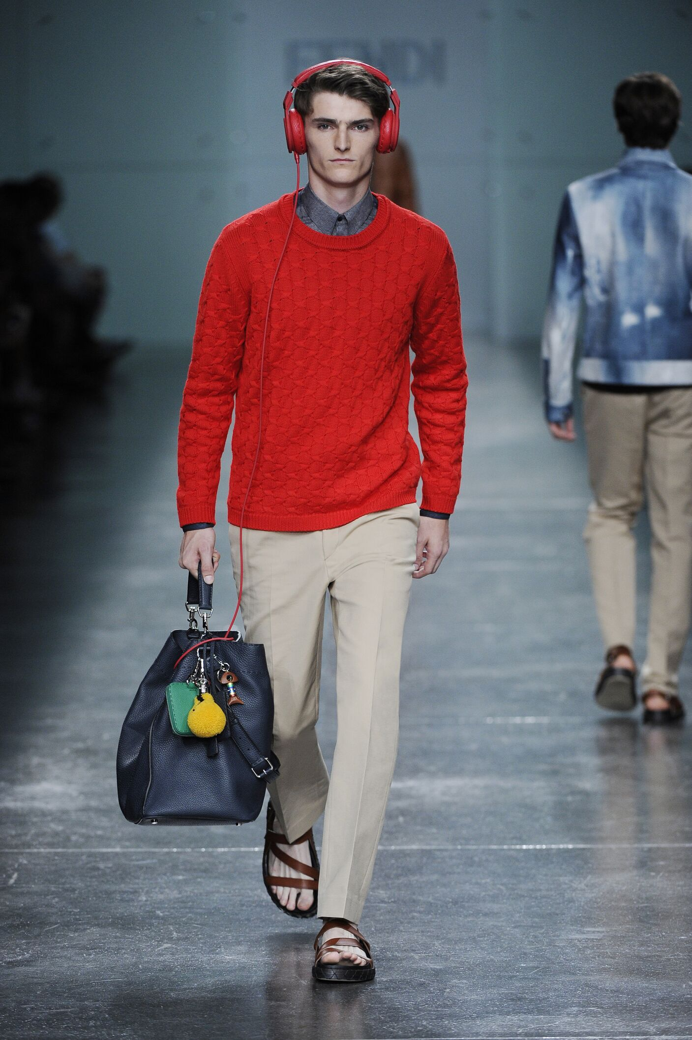 Summer Fendi Trends 2015 Man
