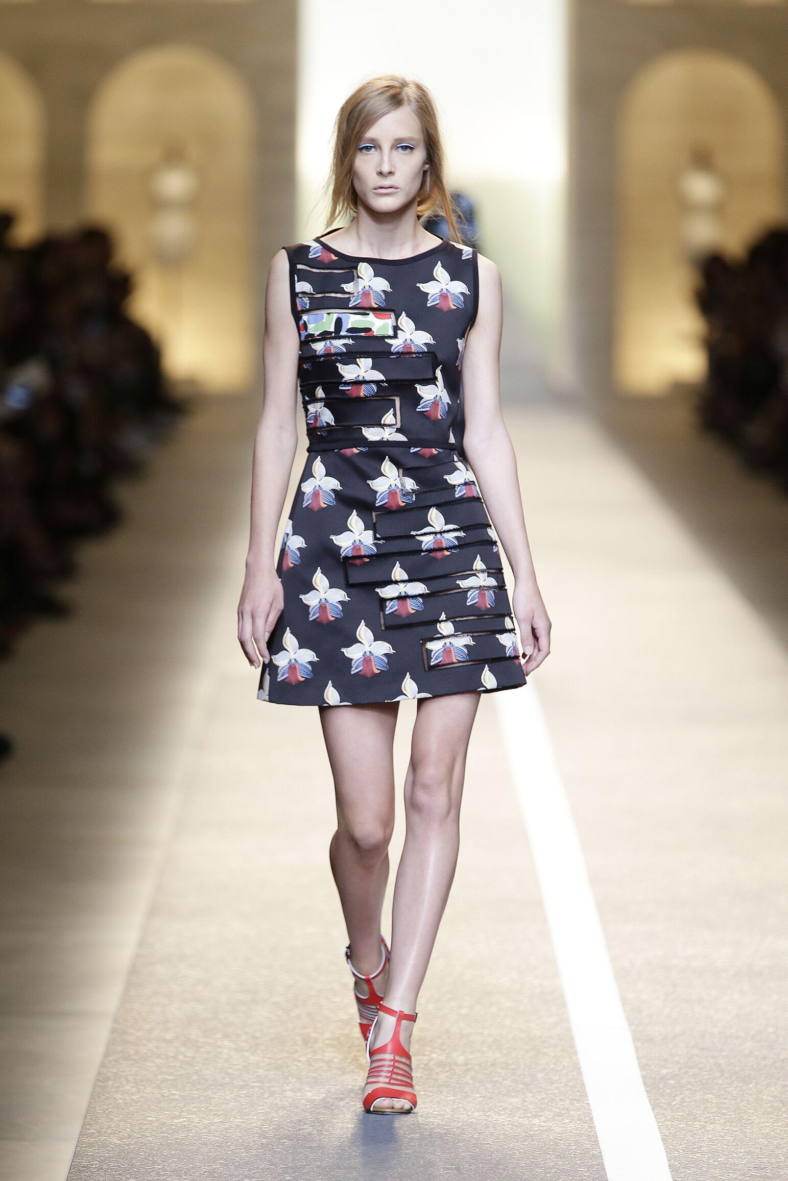 Summer Fendi Trends 2015 Woman