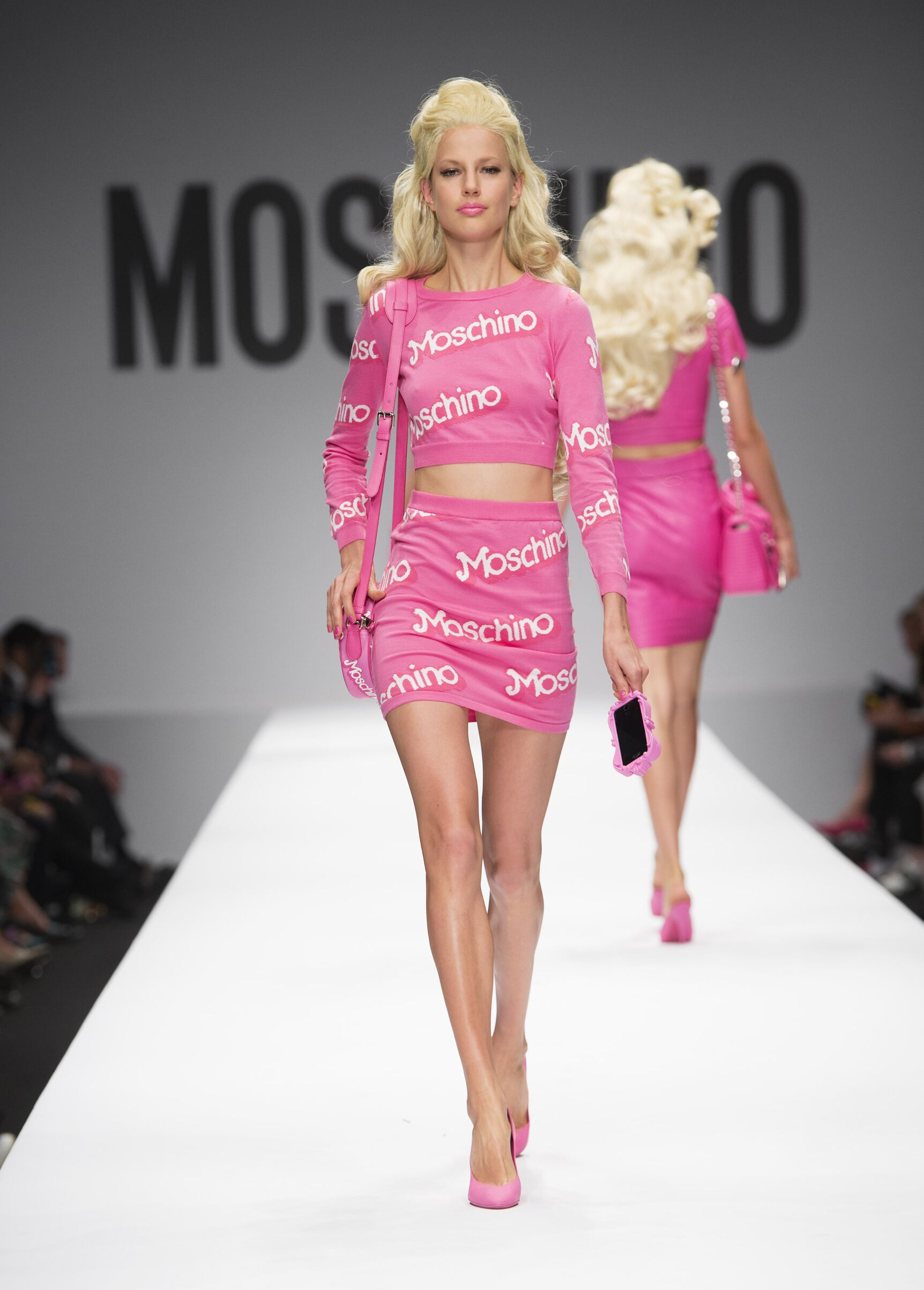 Summer Moschino Trends 2015 Woman Barbie