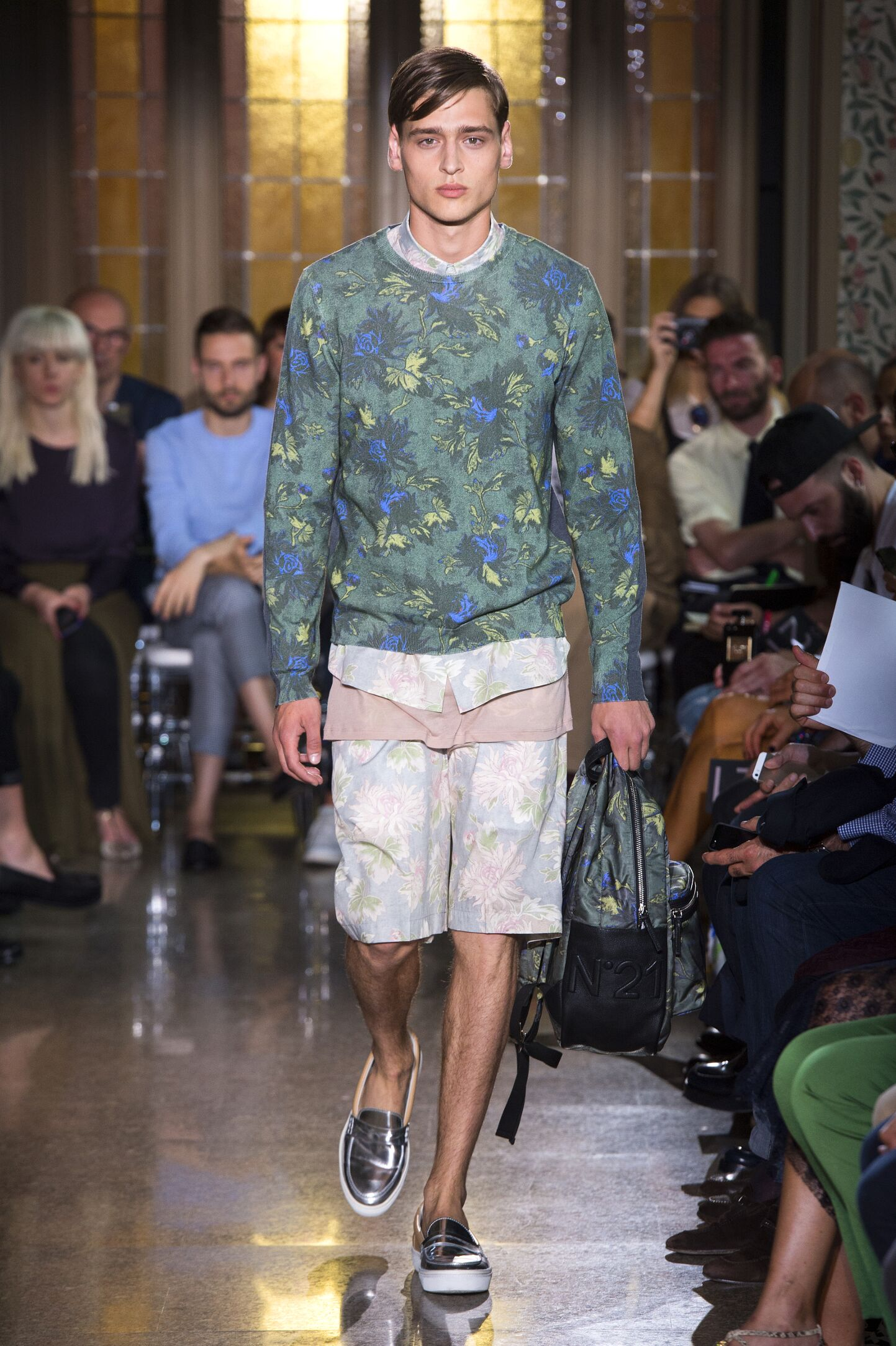 Summer N°21 Trends 2015 Man