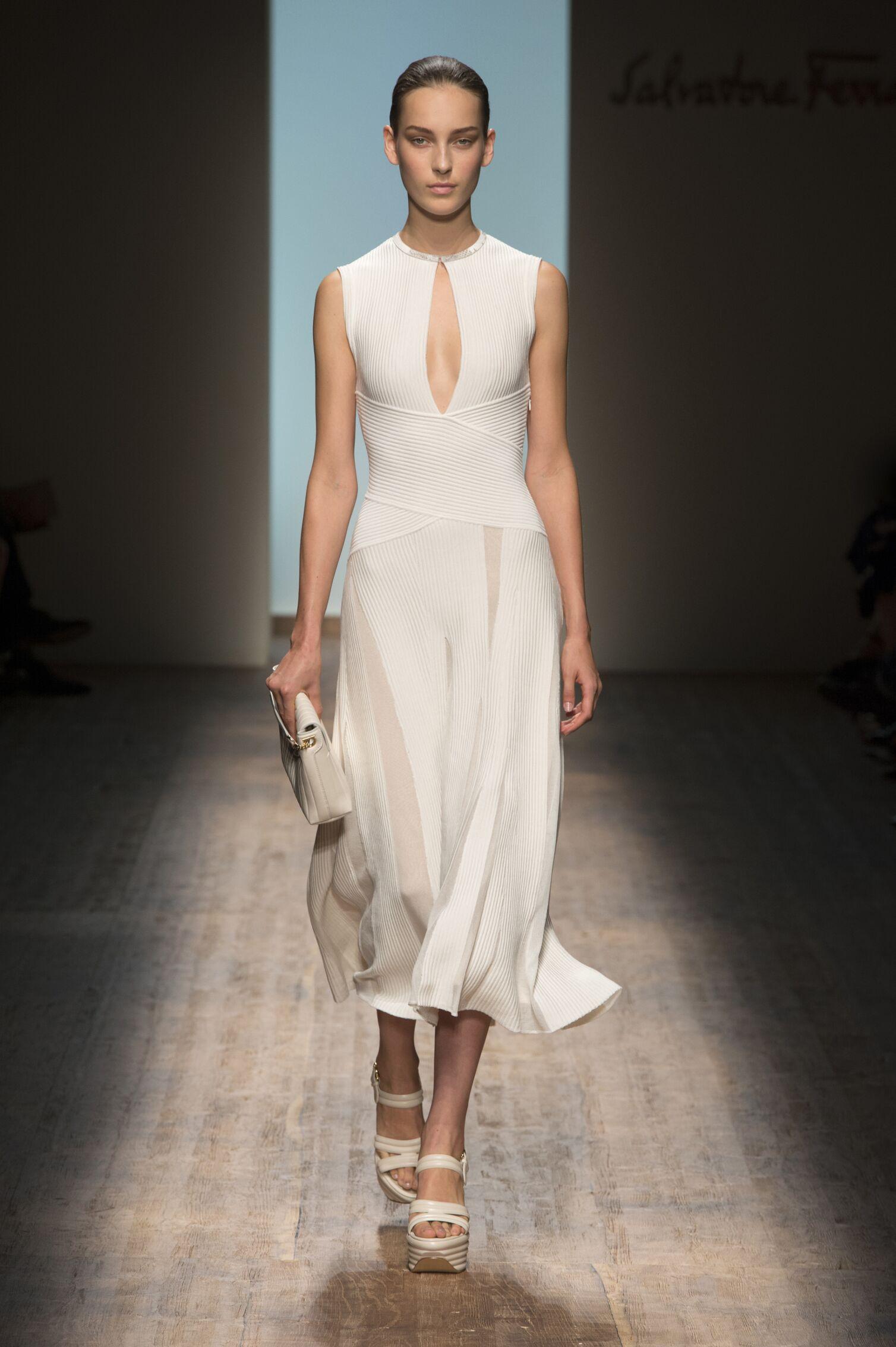 Summer Salvatore Ferragamo Trends 2015 Woman