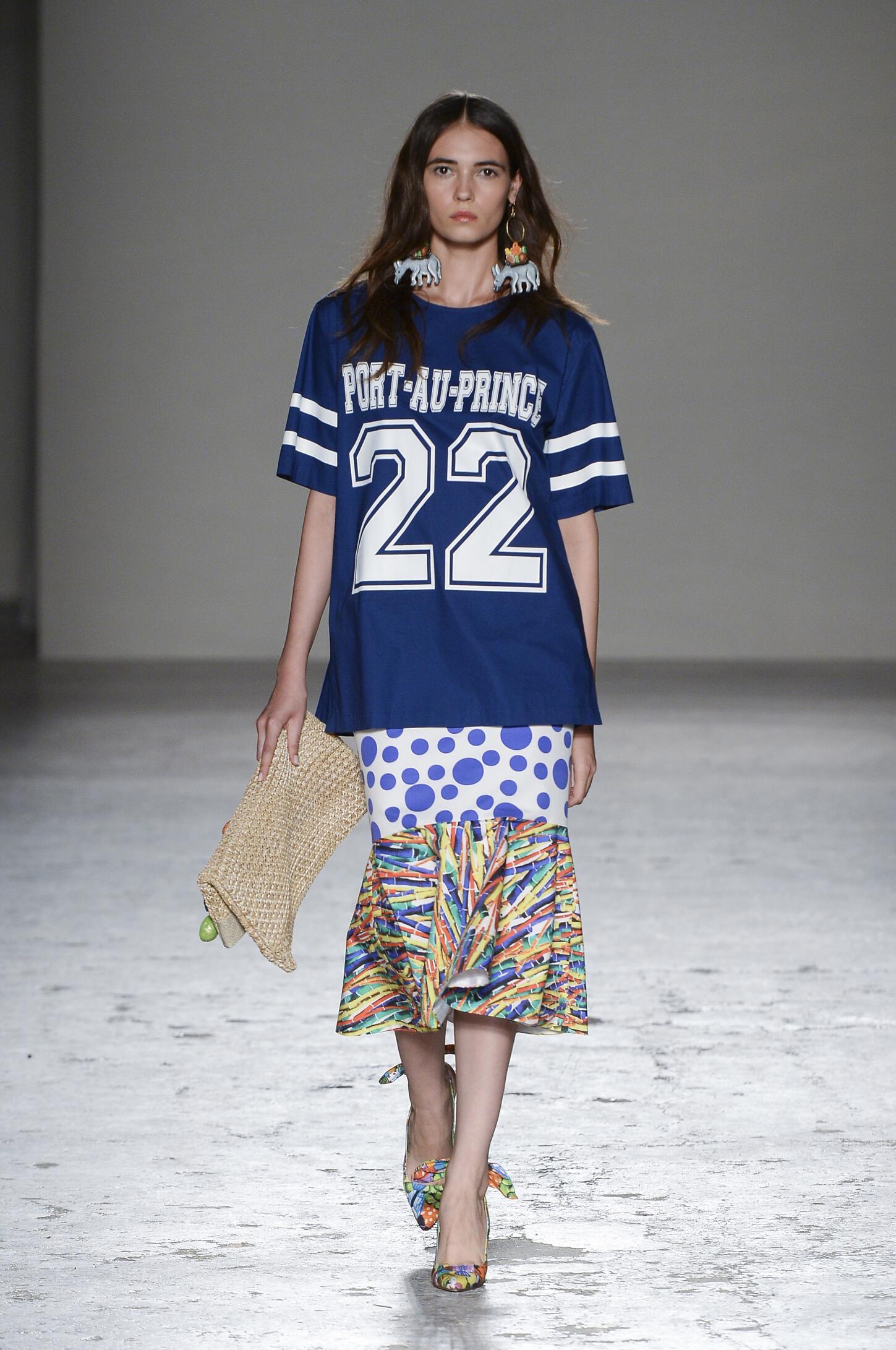 Summer Stella Jean Trends 2015 Woman