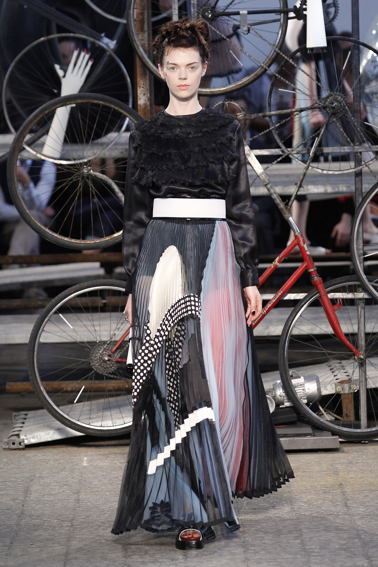Summer Womenswear Fashion 2015 Antonio Marras