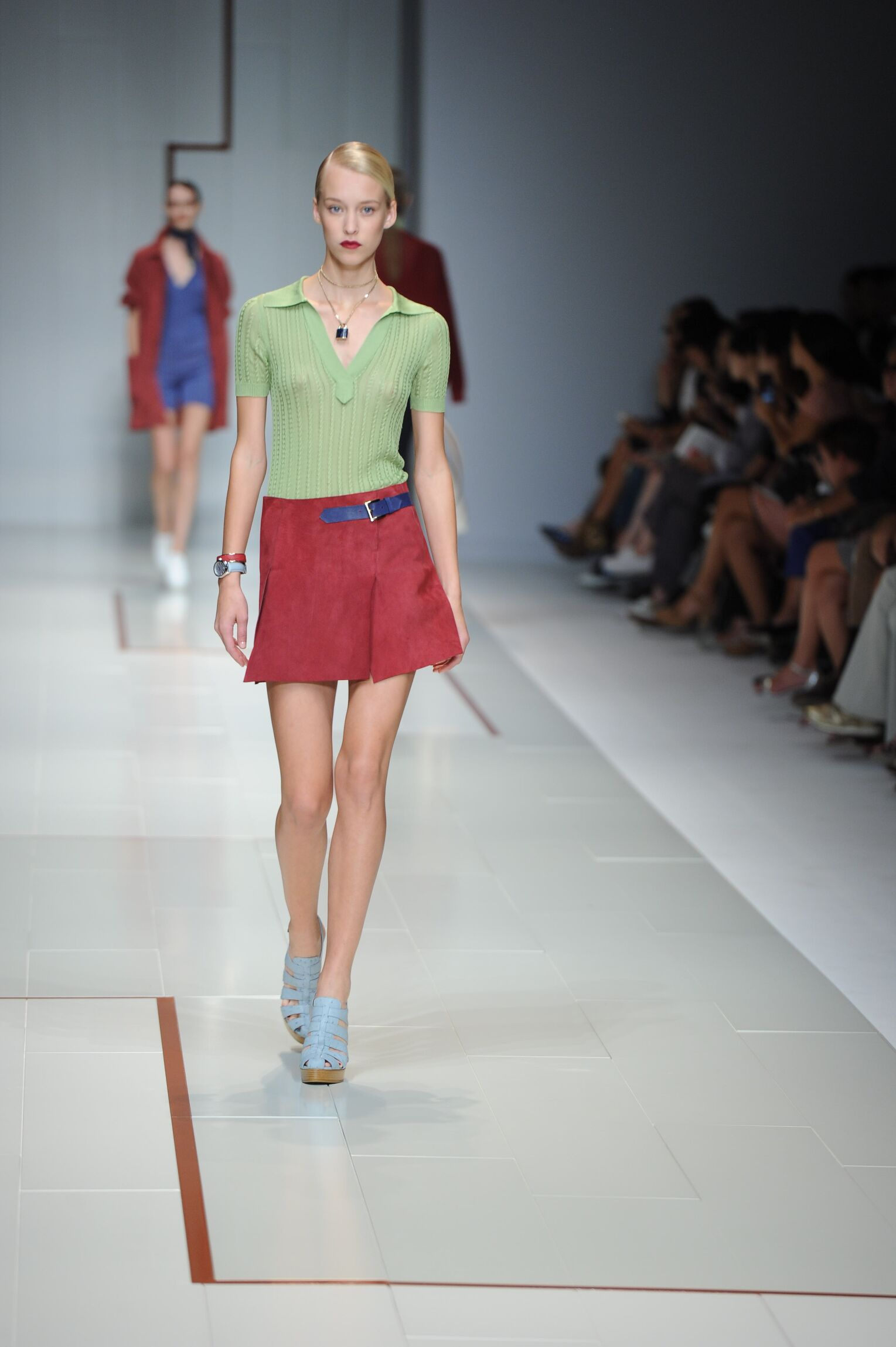 Trussardi Milan Fashion Week Womenswear
