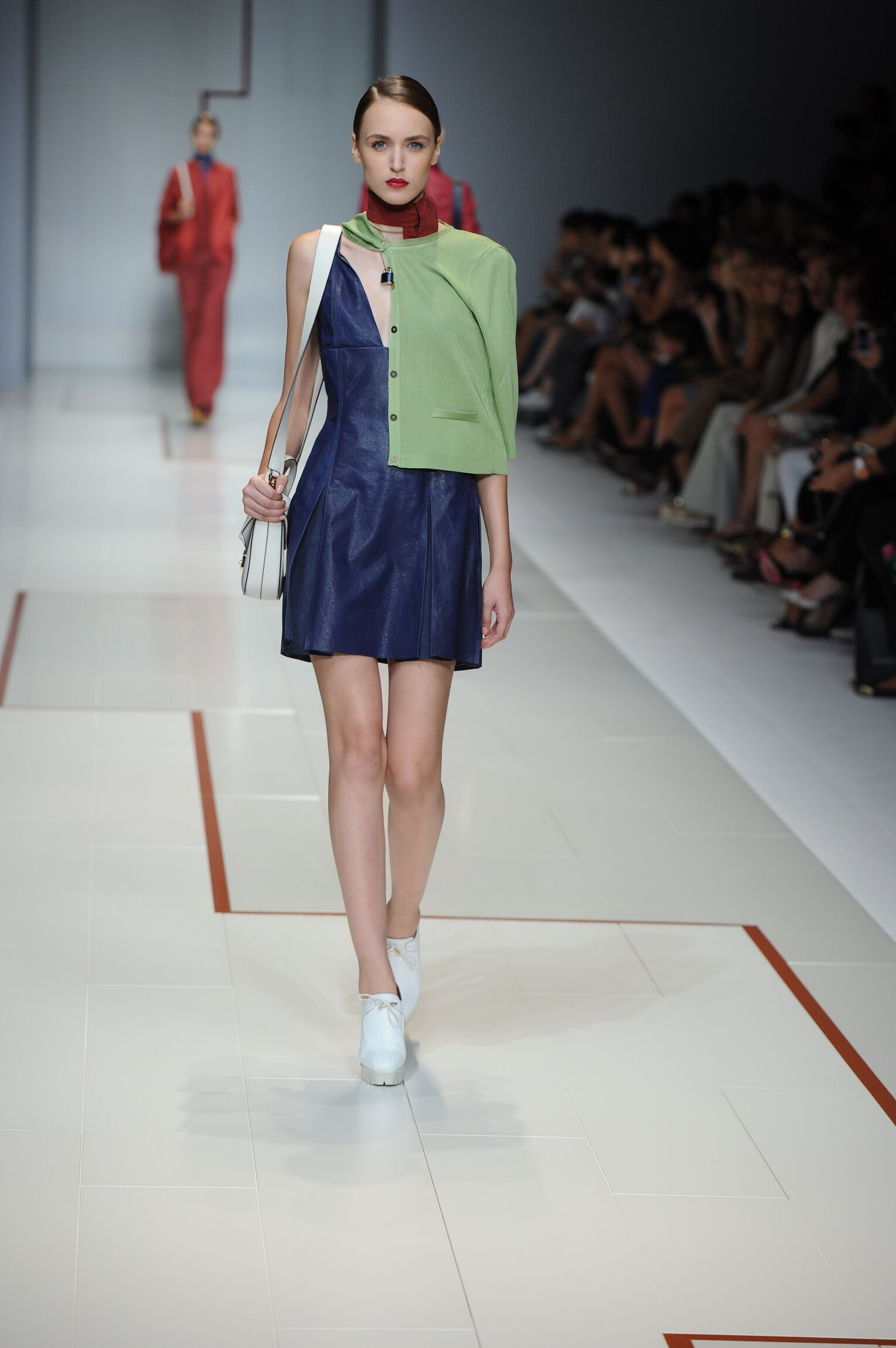 Trussardi SS 2015 Womenswear