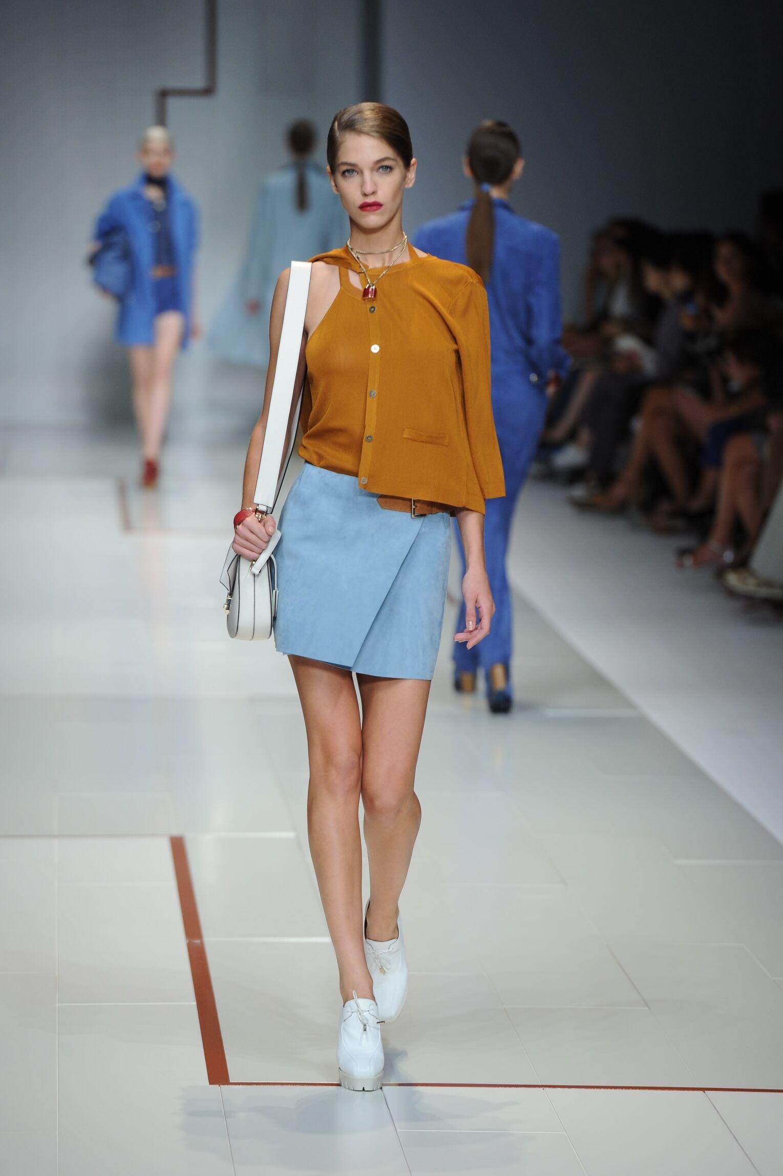 Trussardi Woman Style