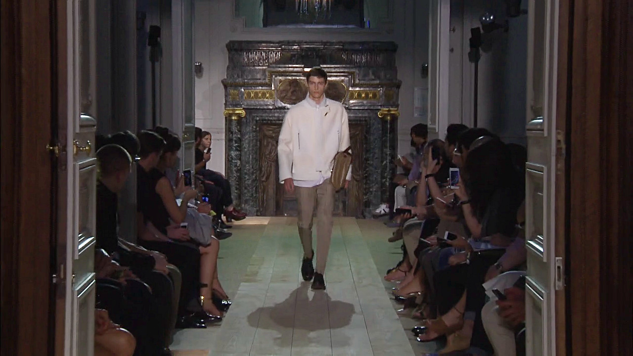 Valentino Spring Summer 2015 Men's Fashion Show - Paris Fashion Week