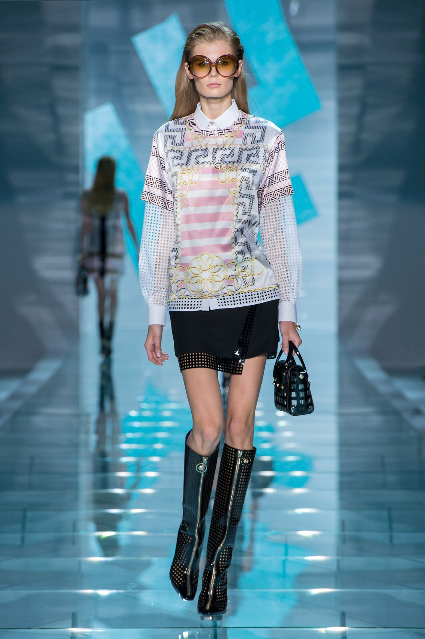 Versace Women's Collection 2015