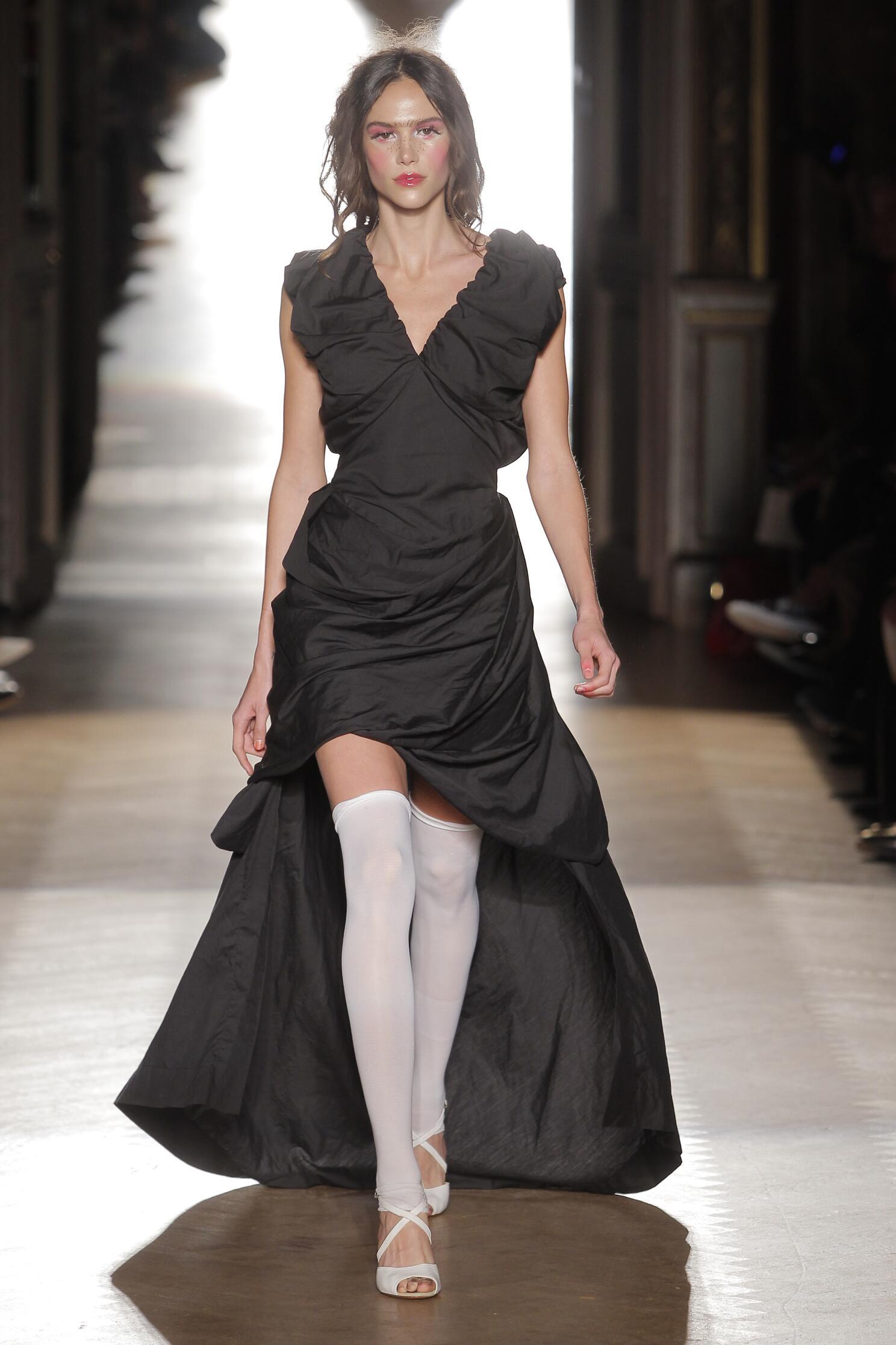 Vivienne Westwood Gold Label Catwalk