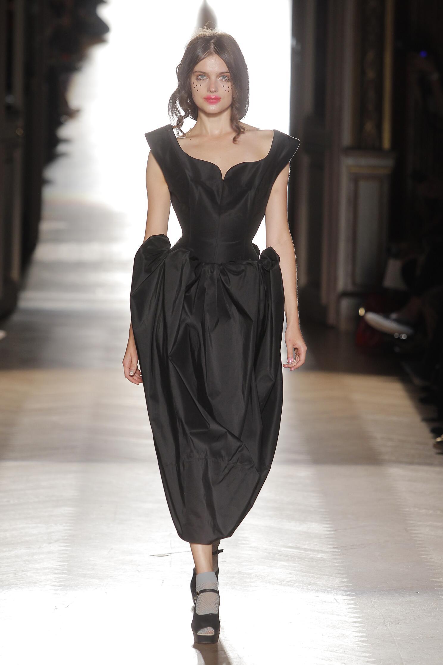 Vivienne Westwood Gold Label Spring Summer 2015 Mens Collection Paris Fashion Week