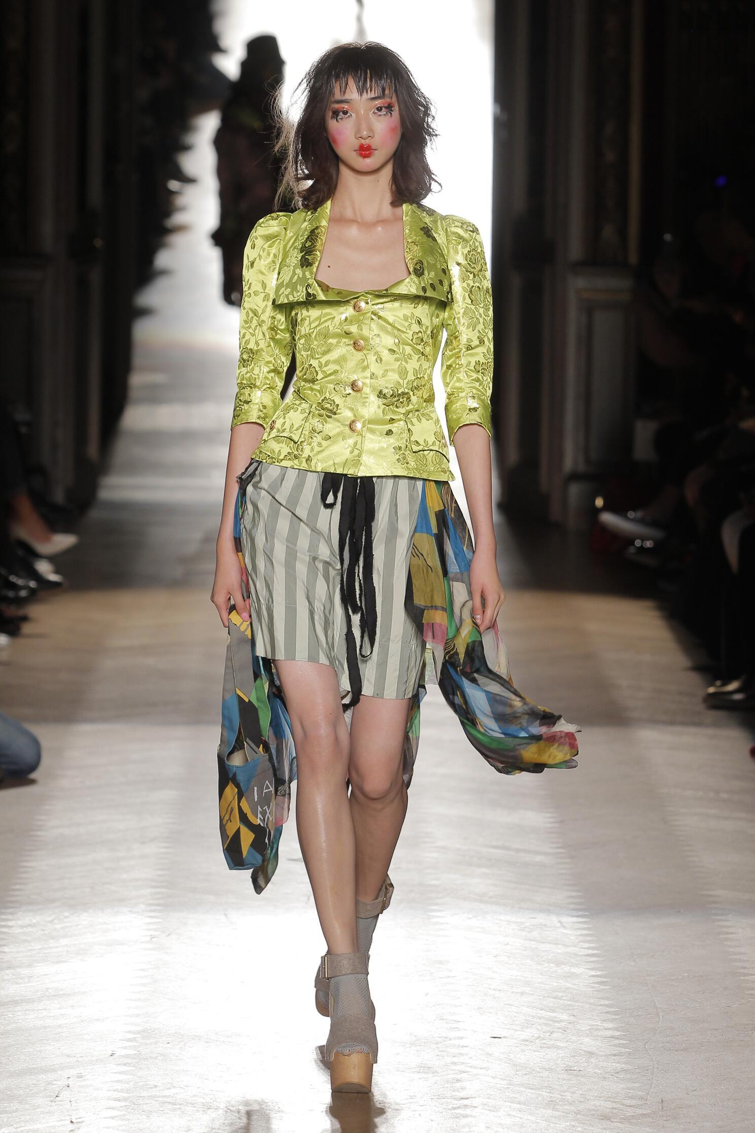 Vivienne Westwood Gold Label Woman Style