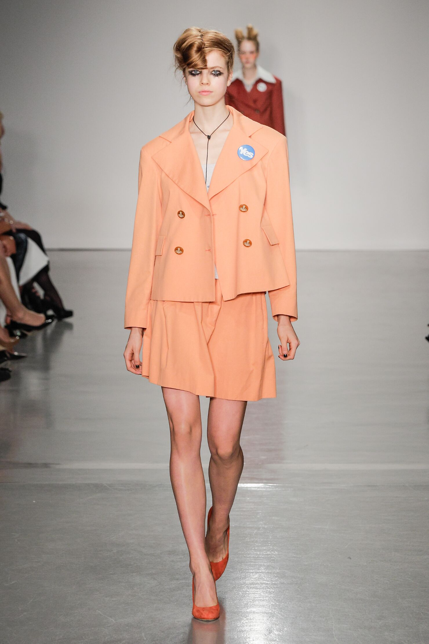 Vivienne Westwood Red Label Spring Summer 2015 Womens Collection London Fashion Week