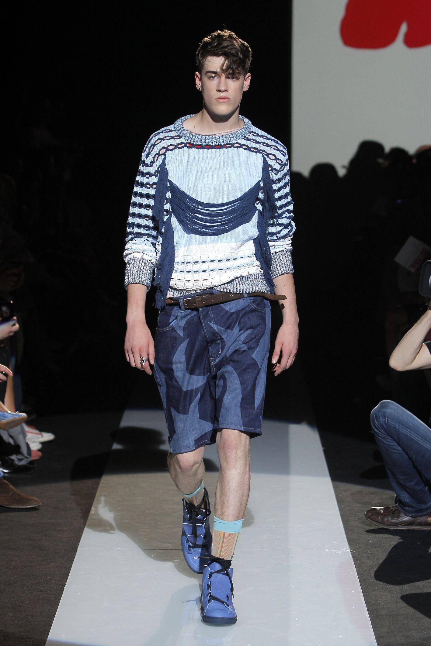 Vivienne Westwood Spring 2015 Catwalk