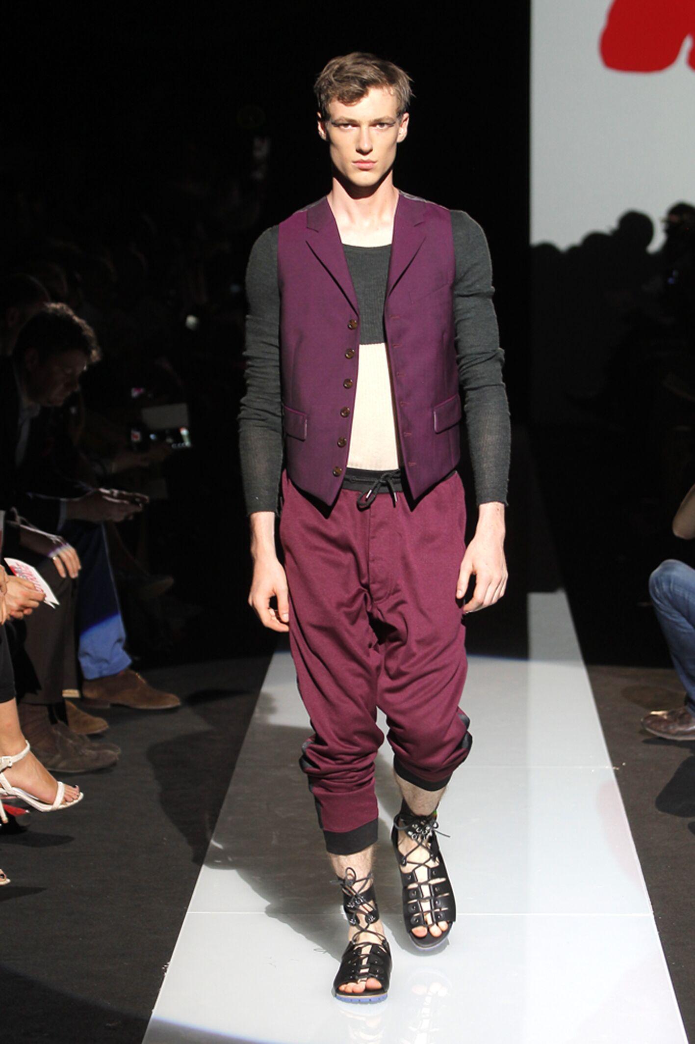 Vivienne Westwood Spring Summer 2015 Mens Collection Milan Fashion Week