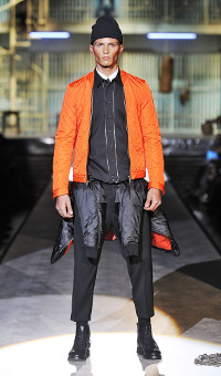 DSQUARED2 FALL WINTER 2014 MEN'S COLLECTION – MILANO FASHION WEEK