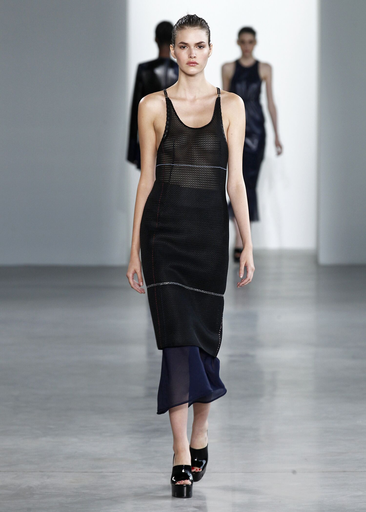 Women 2015 Fashion Trends Calvin Klein Collection