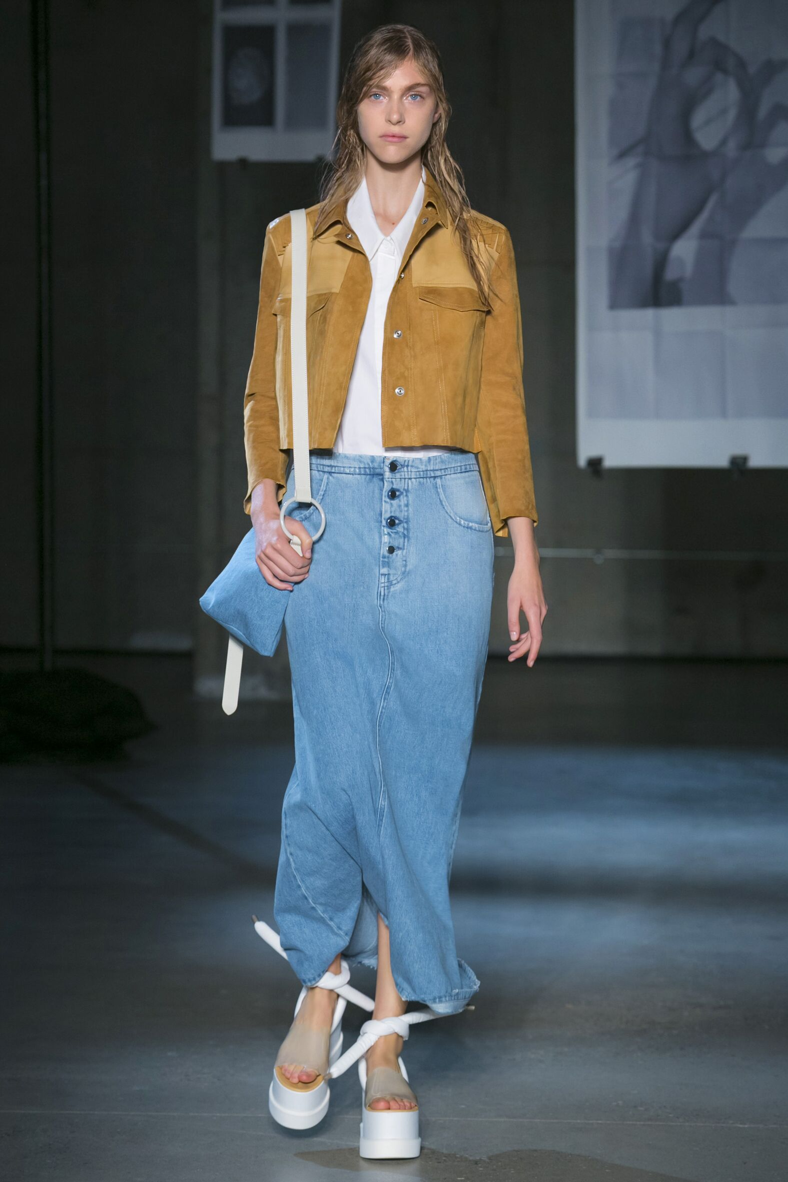 Women 2015 Fashion Trends MM6 Maison Martin Margiela