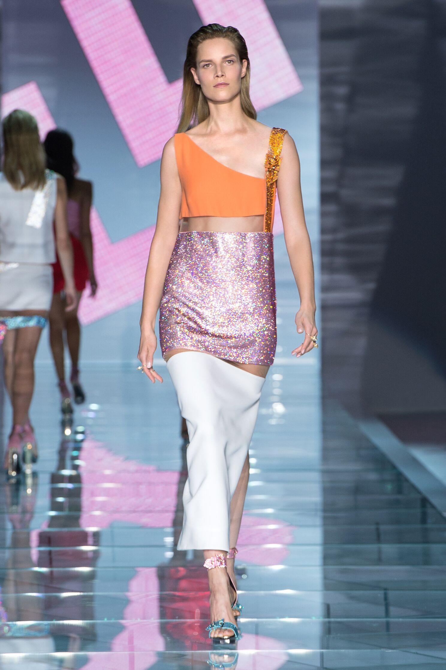 Womenswear Summer Versace 2015