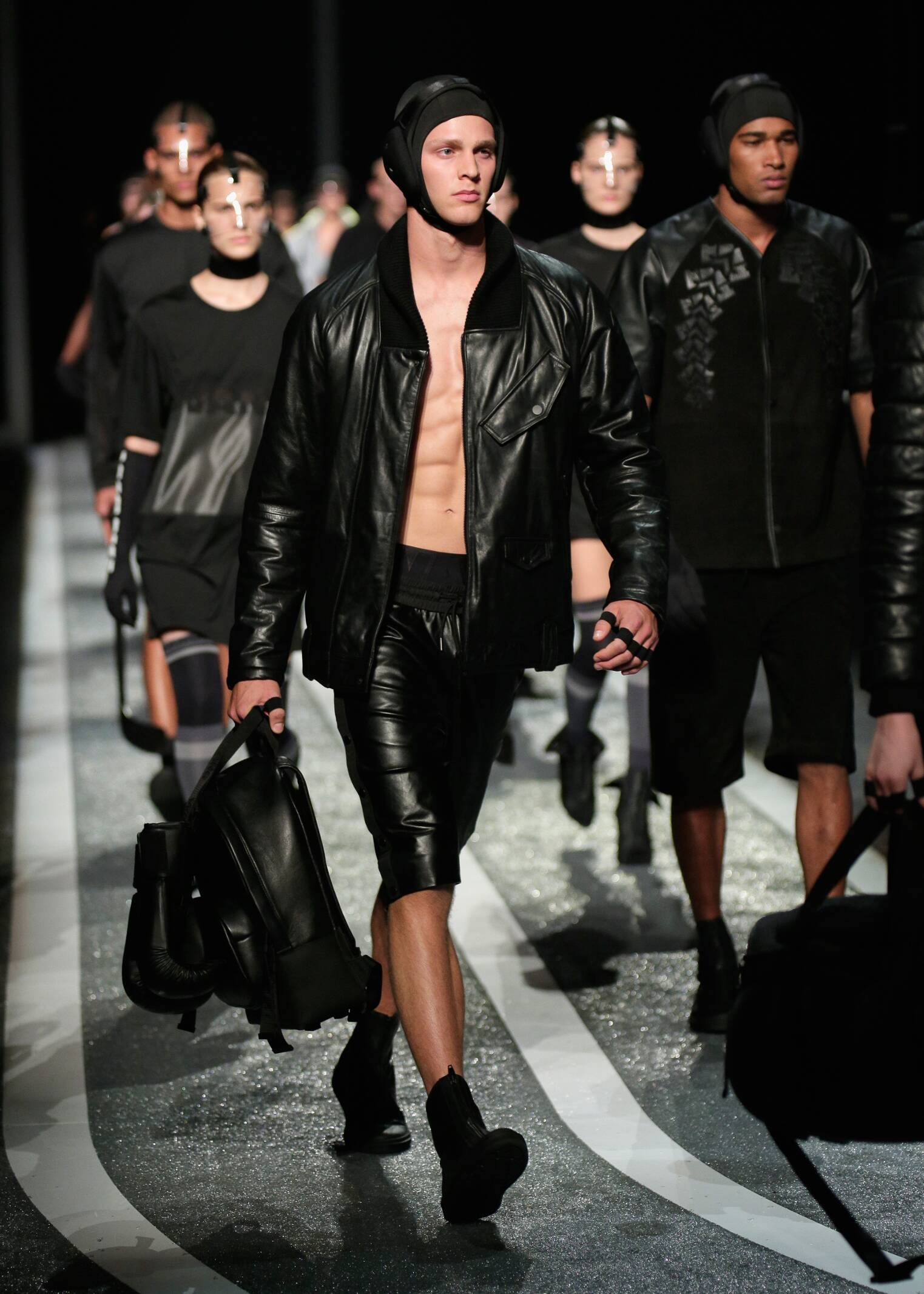 2015 Alexander Wang for H&M Collection Finale