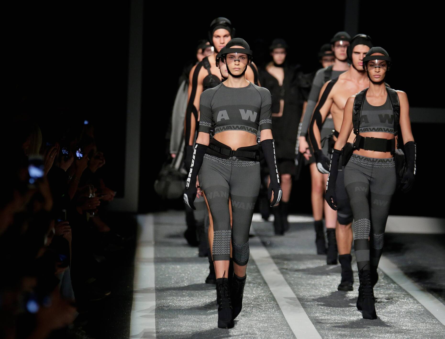 2015 Alexander Wang for H&M Finale