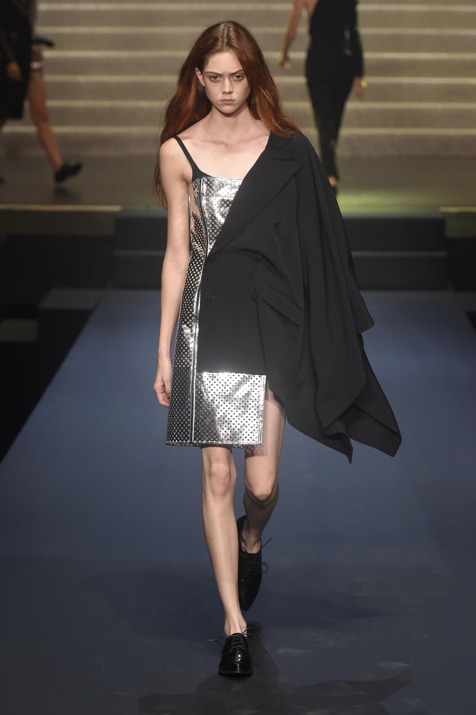 2015 Catwalk Jean Paul Gaultier Summer Womenswear Paris