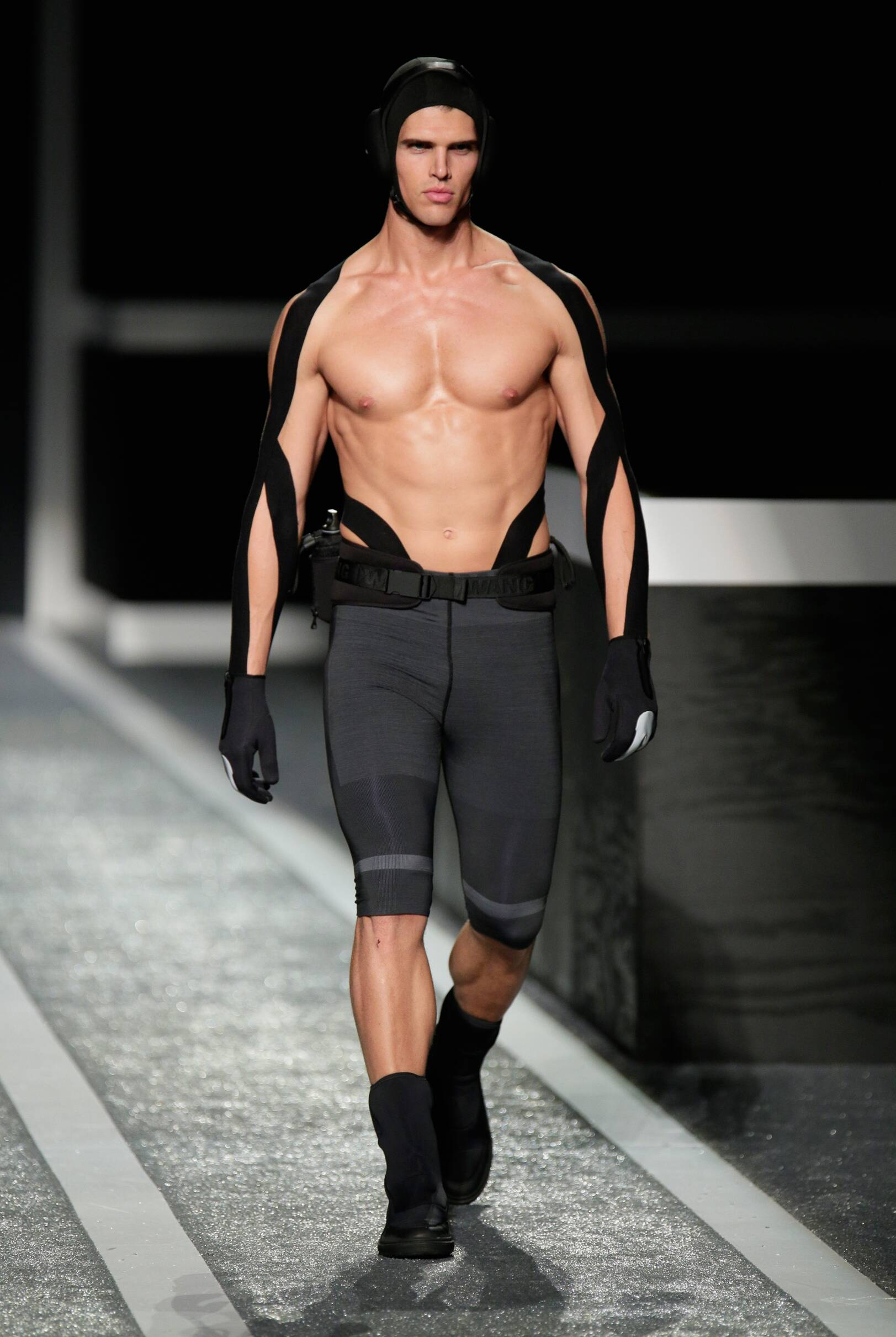 2015 Fashion Show Alexander Wang for H&M Man