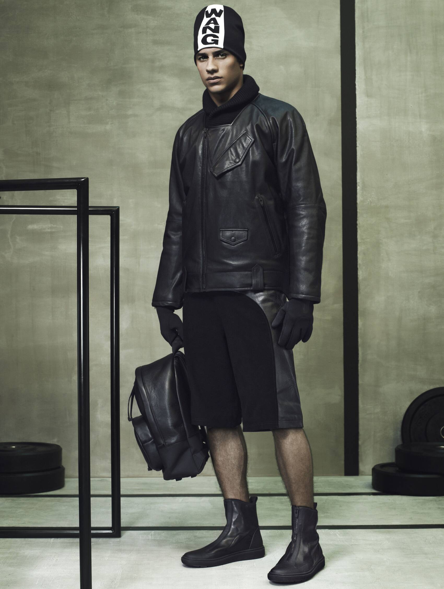 2015 Fashion Trends Menswear Alexander Wang for H&M