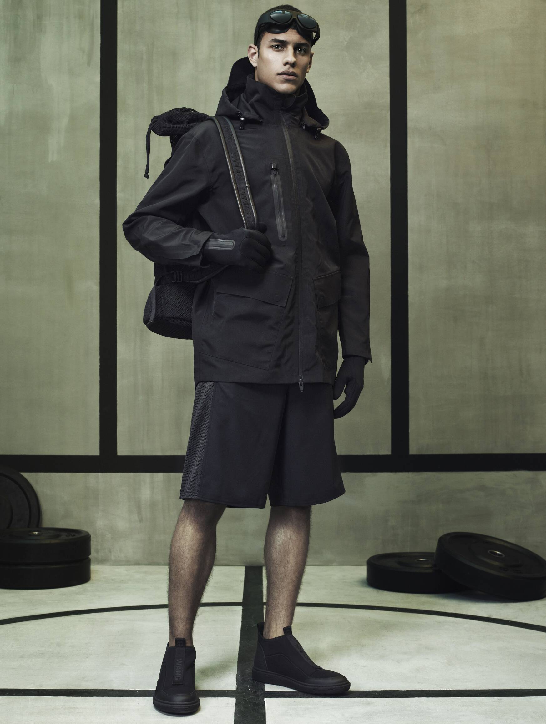 2015 Man Alexander Wang for H&M