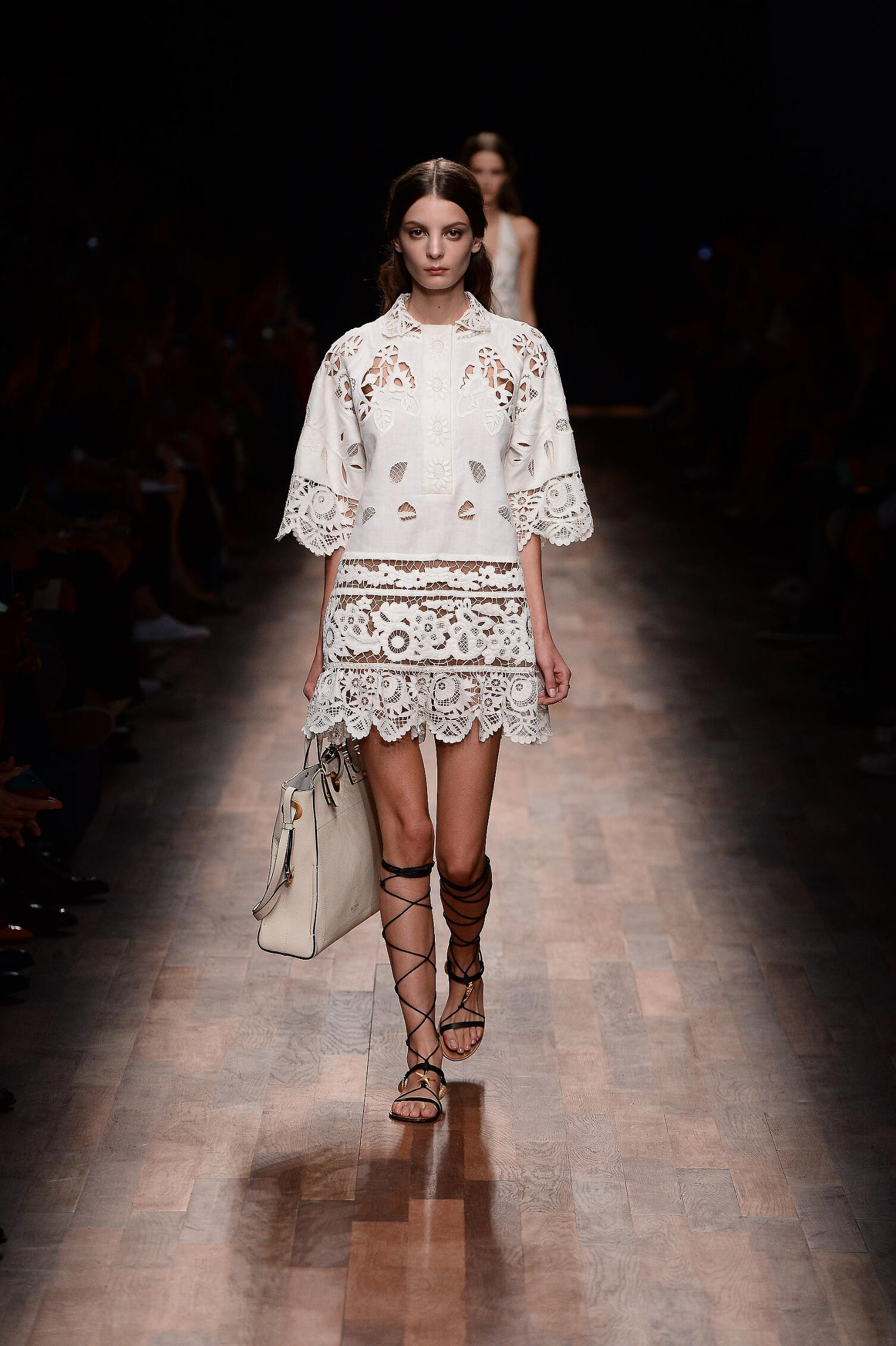 2015 Valentino Summer Catwalk