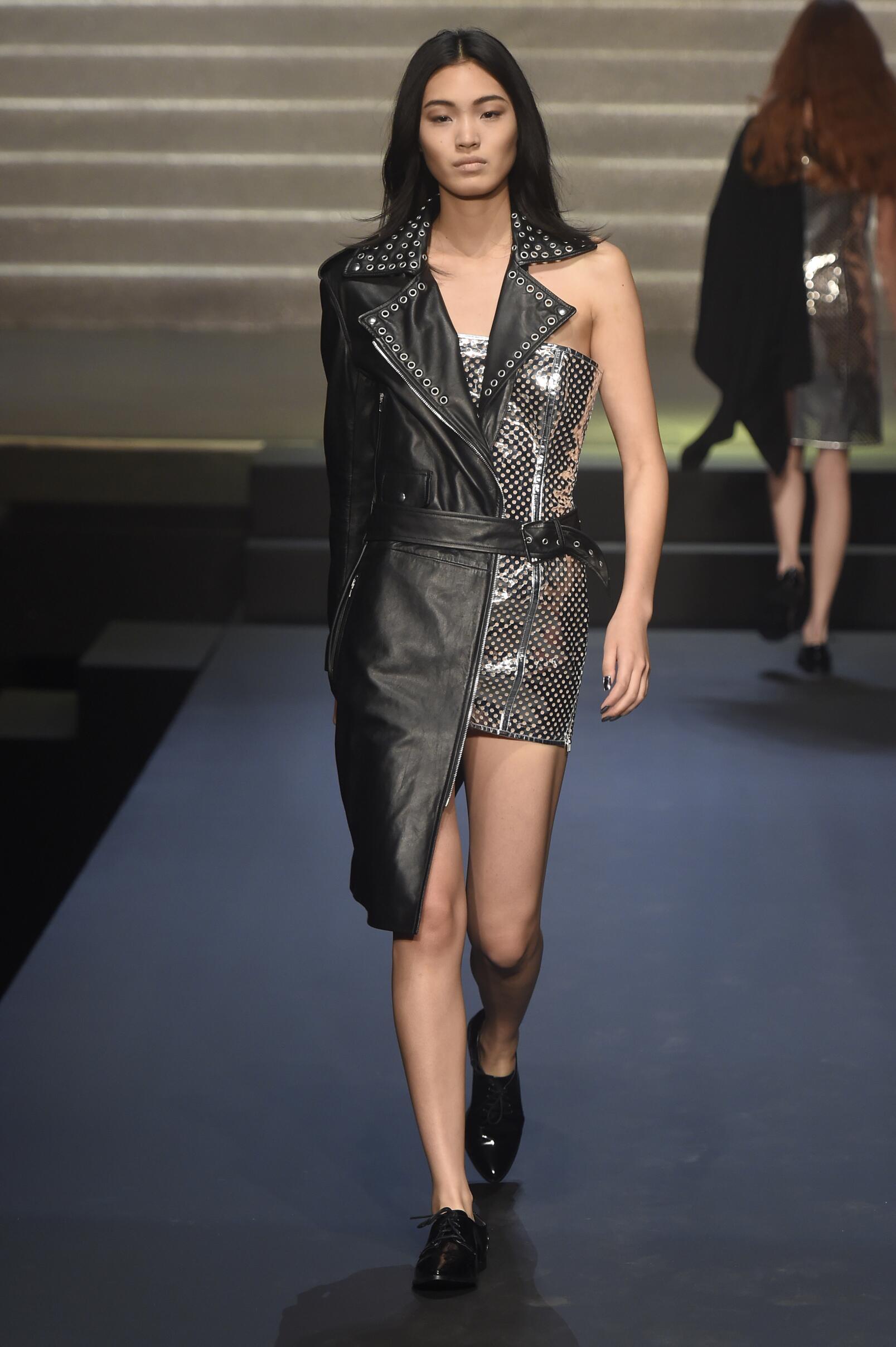 2015 Woman Style Jean Paul Gaultier Paris