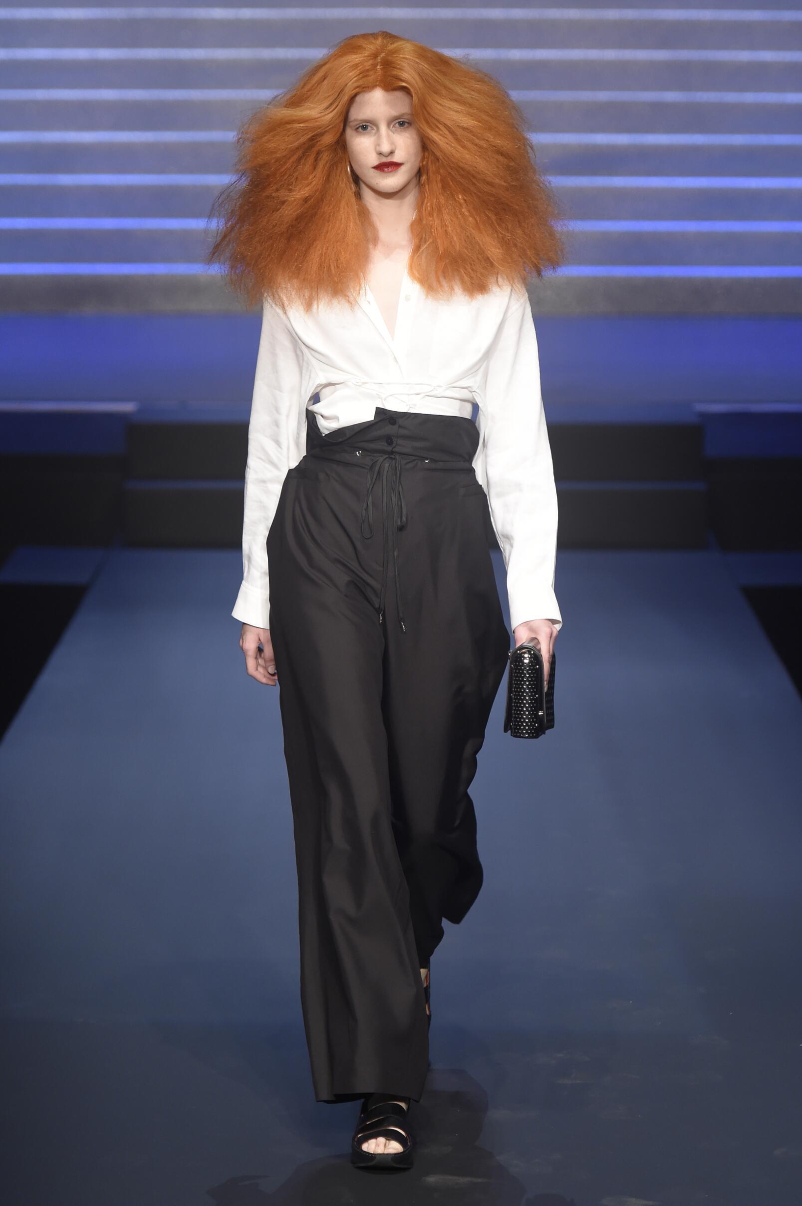 2015 Woman Style Jean Paul Gaultier