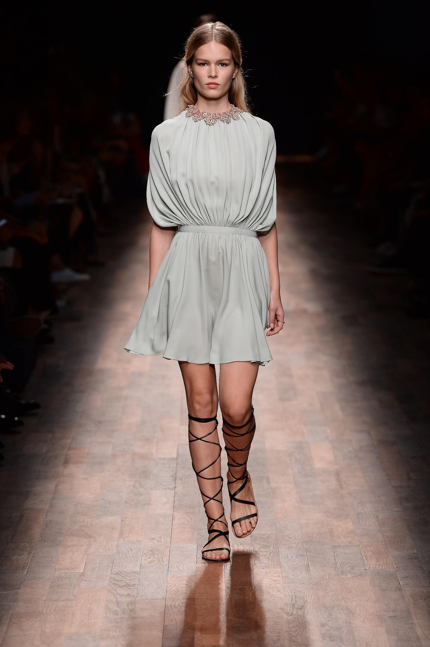 2015 Woman Style Valentino Paris