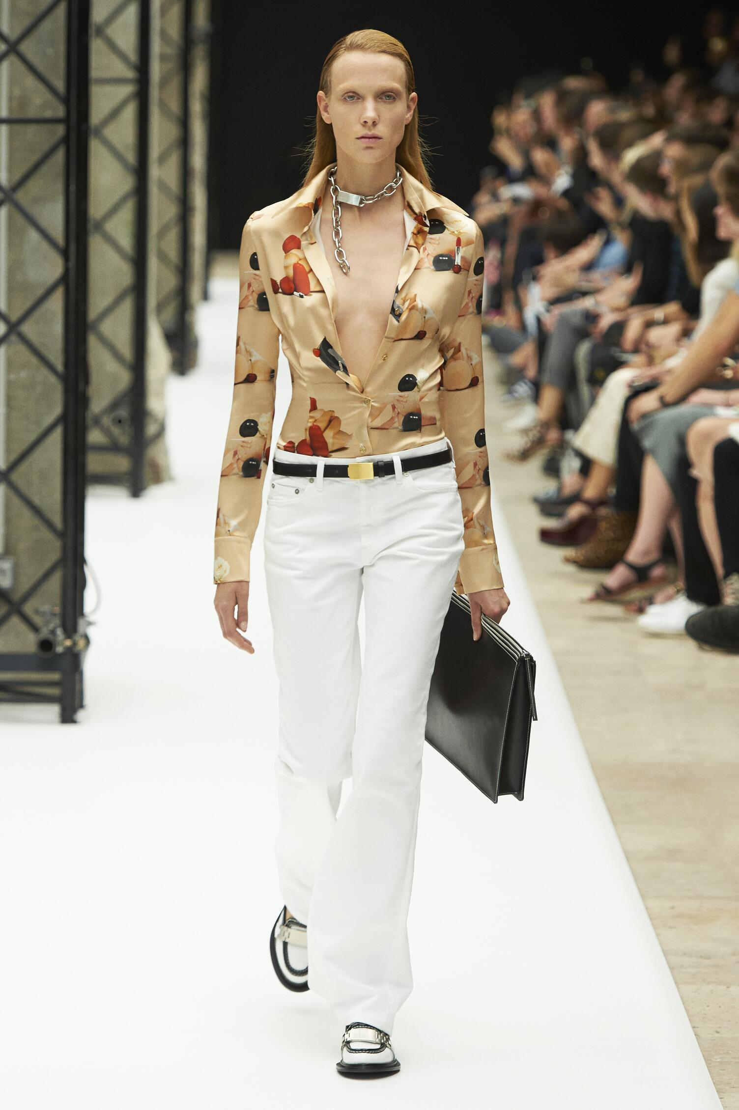 Acne Studios Spring Summer 2015 Womens Collection Paris Fashion Week