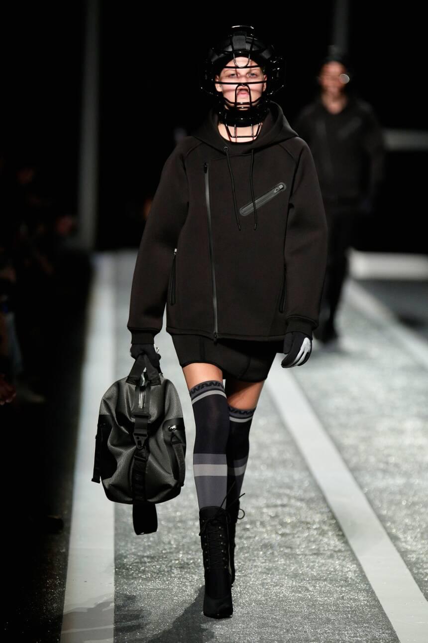 Alexander Wang for H&M Catwalk