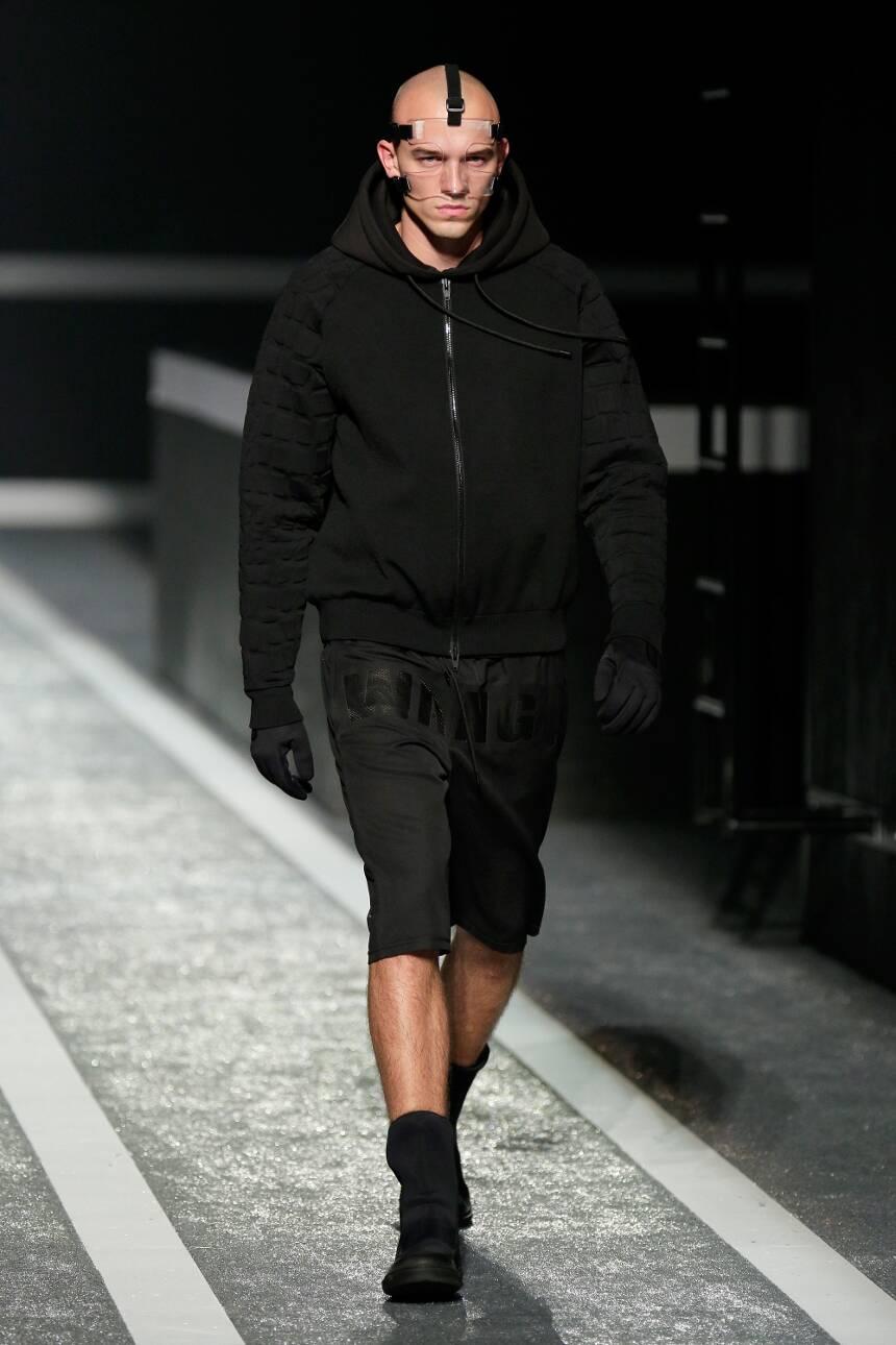 Alexander Wang for H&M Fashion Show Runway